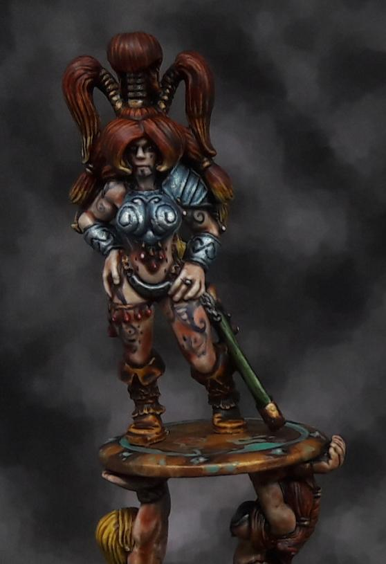 Barbarians, Celtos, Gael, I-kore