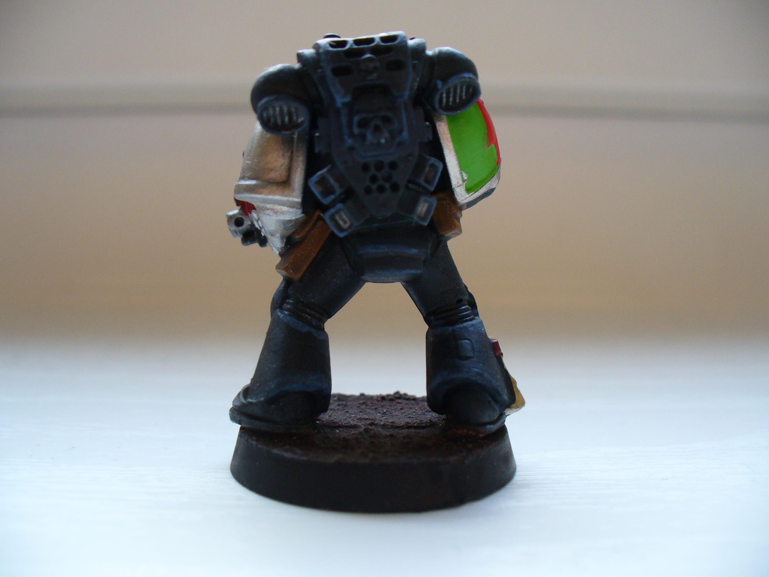 Death Watch, Space Marines, Warhammer 40,000, Warhammer Fantasy