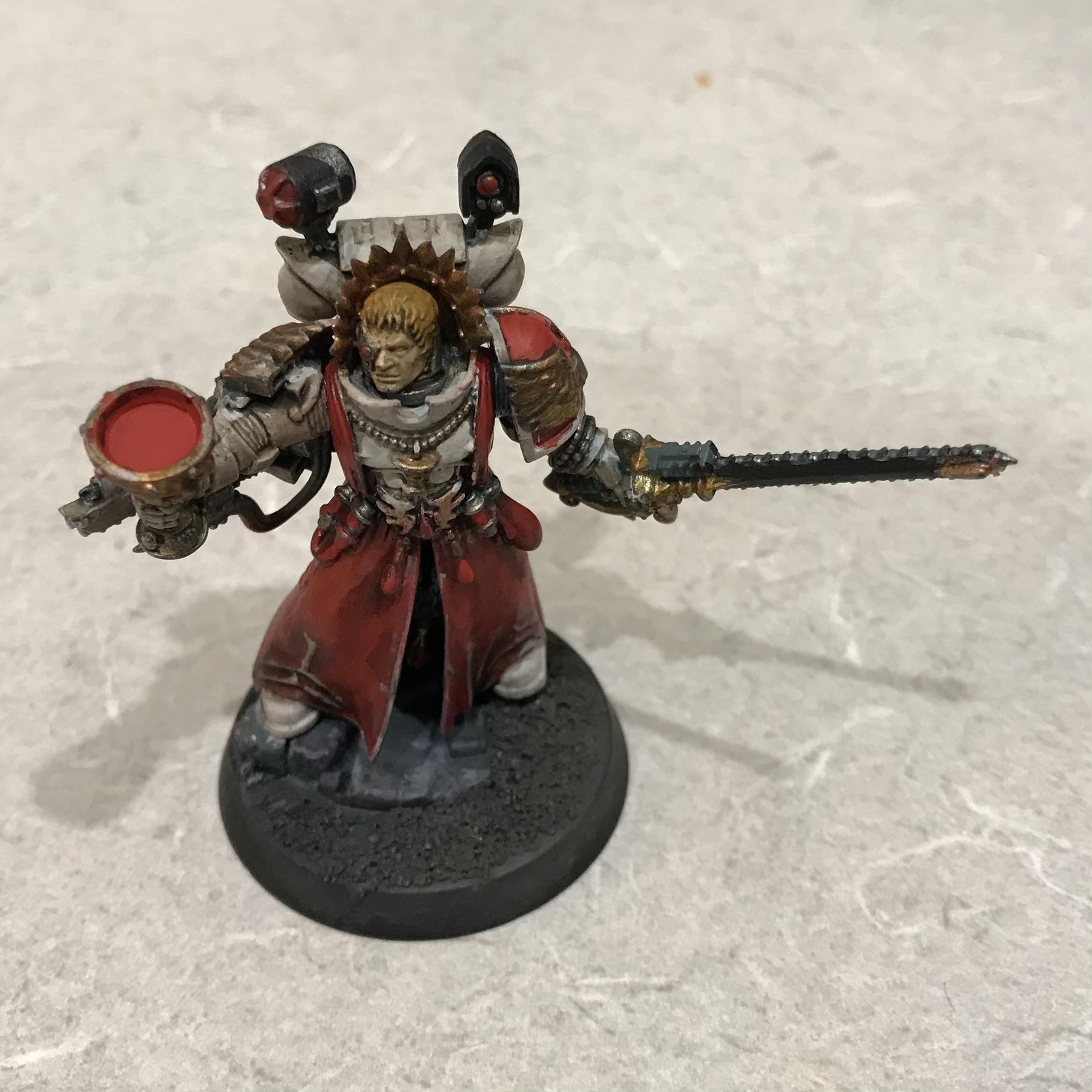 9 Years Old, Sanguinary Priest