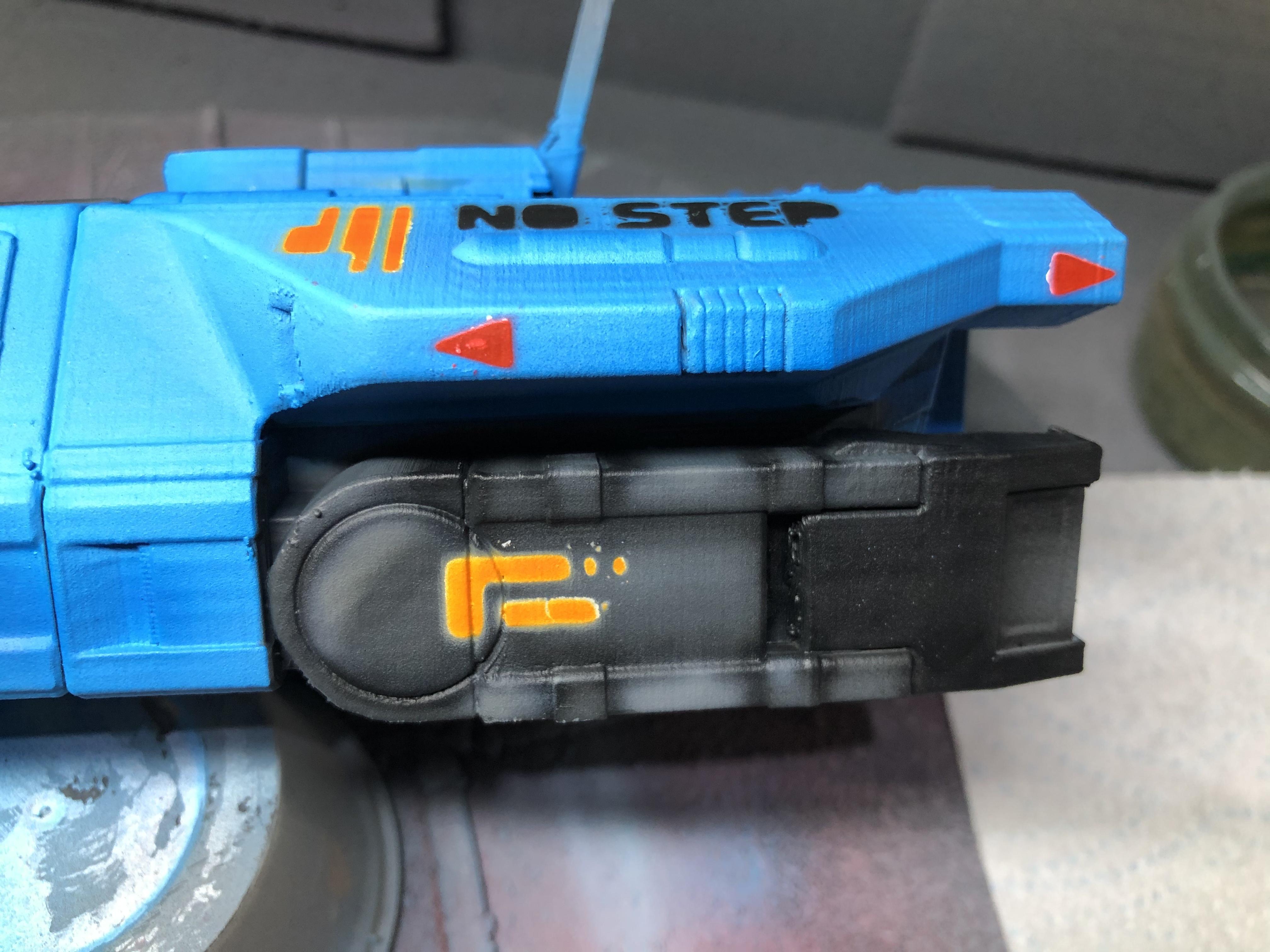 Kodiak, Mass Effect, Prusa