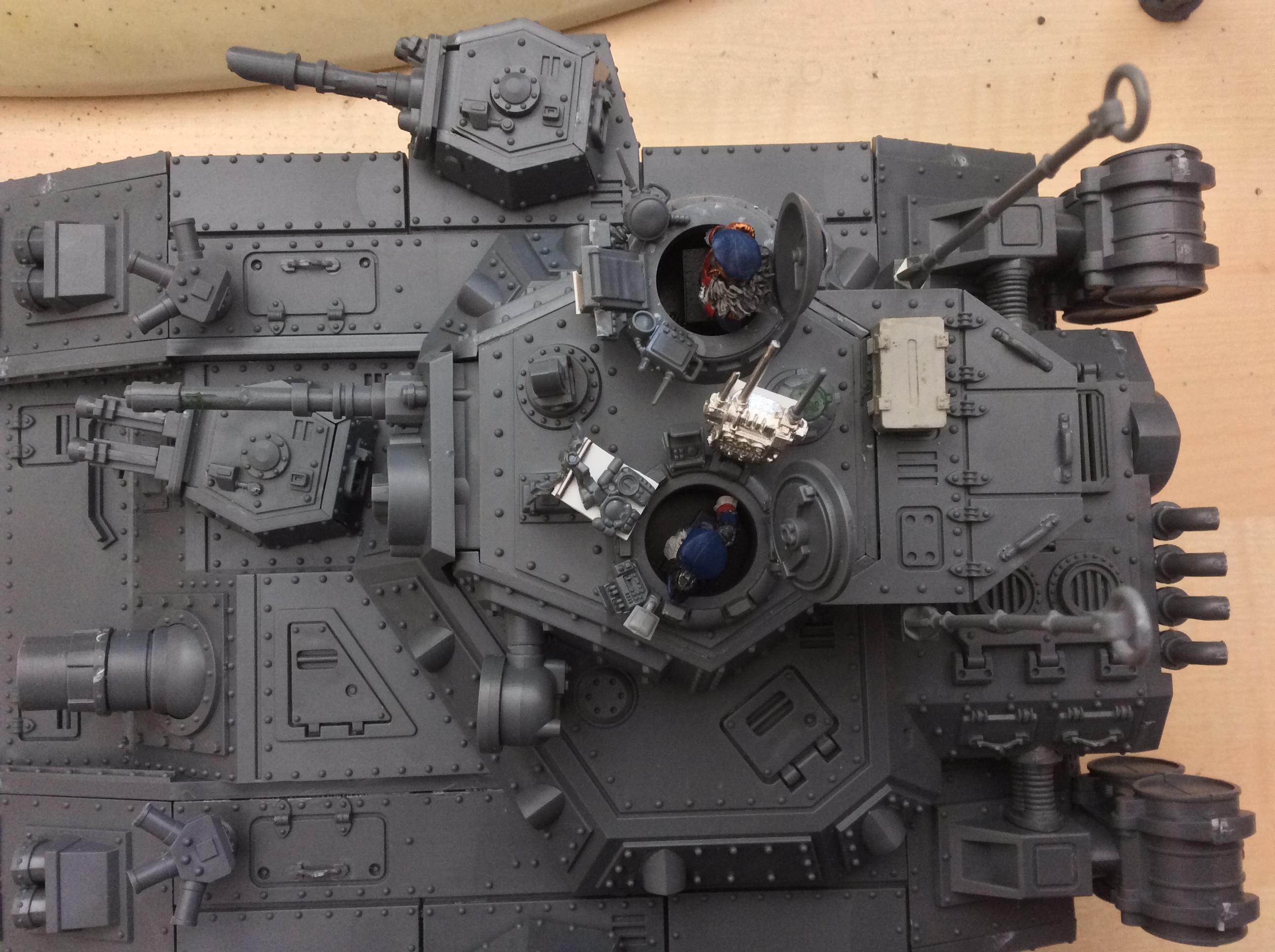 Astra Militarum, Baneblade, Crusade, Imperial Guard, Warhammer 40,000