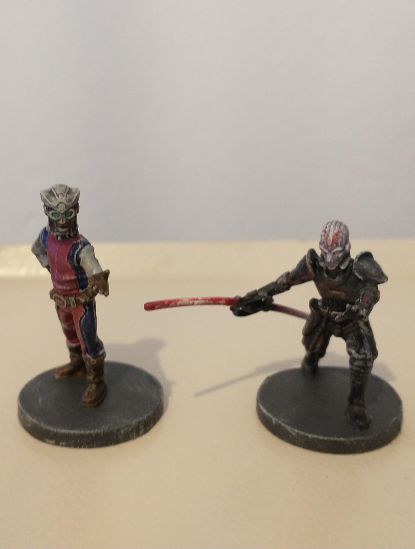Hondo Ohnaka and The Grand Inquisitor