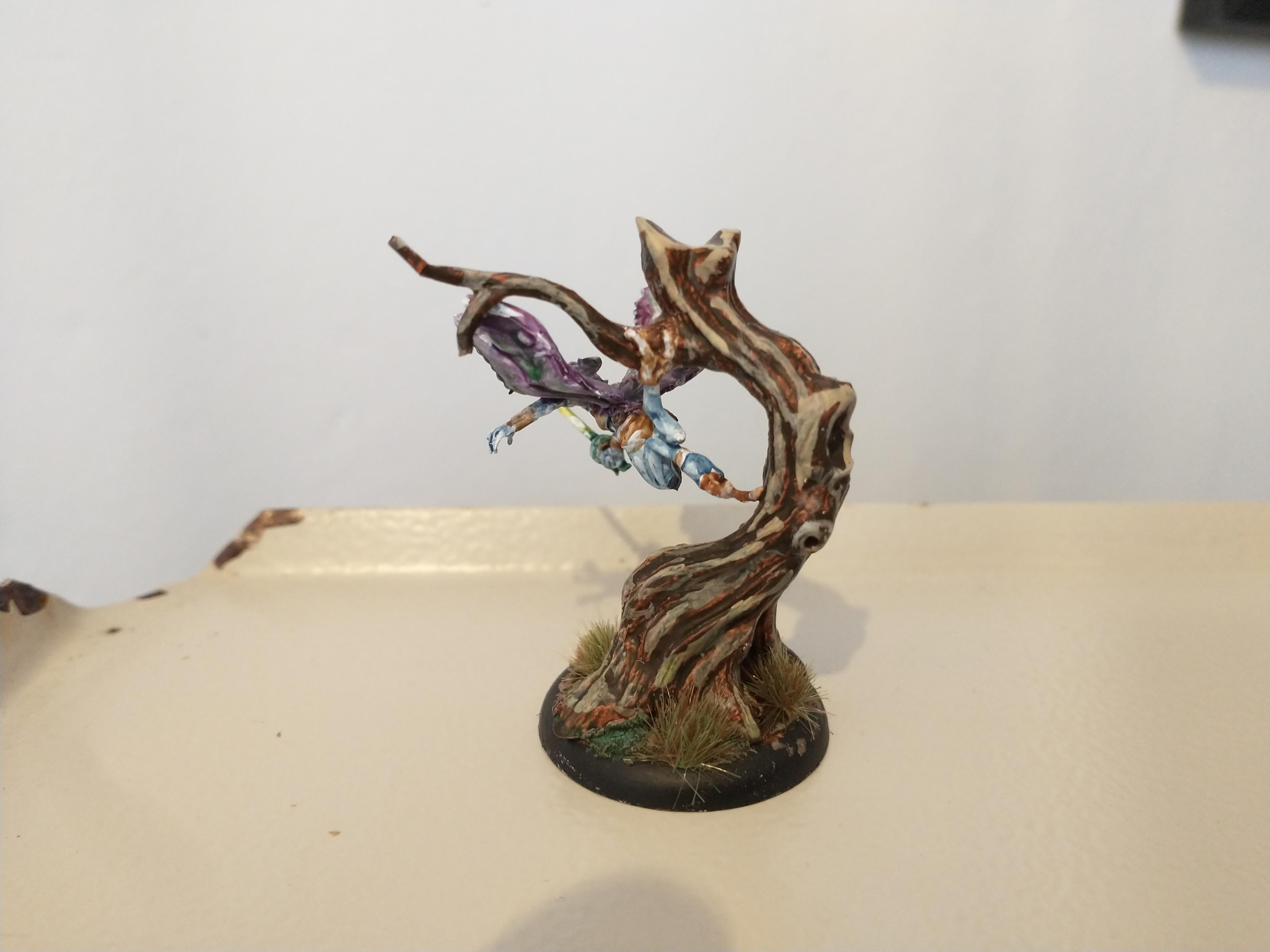Dominion, Faerie, The Fencer rear