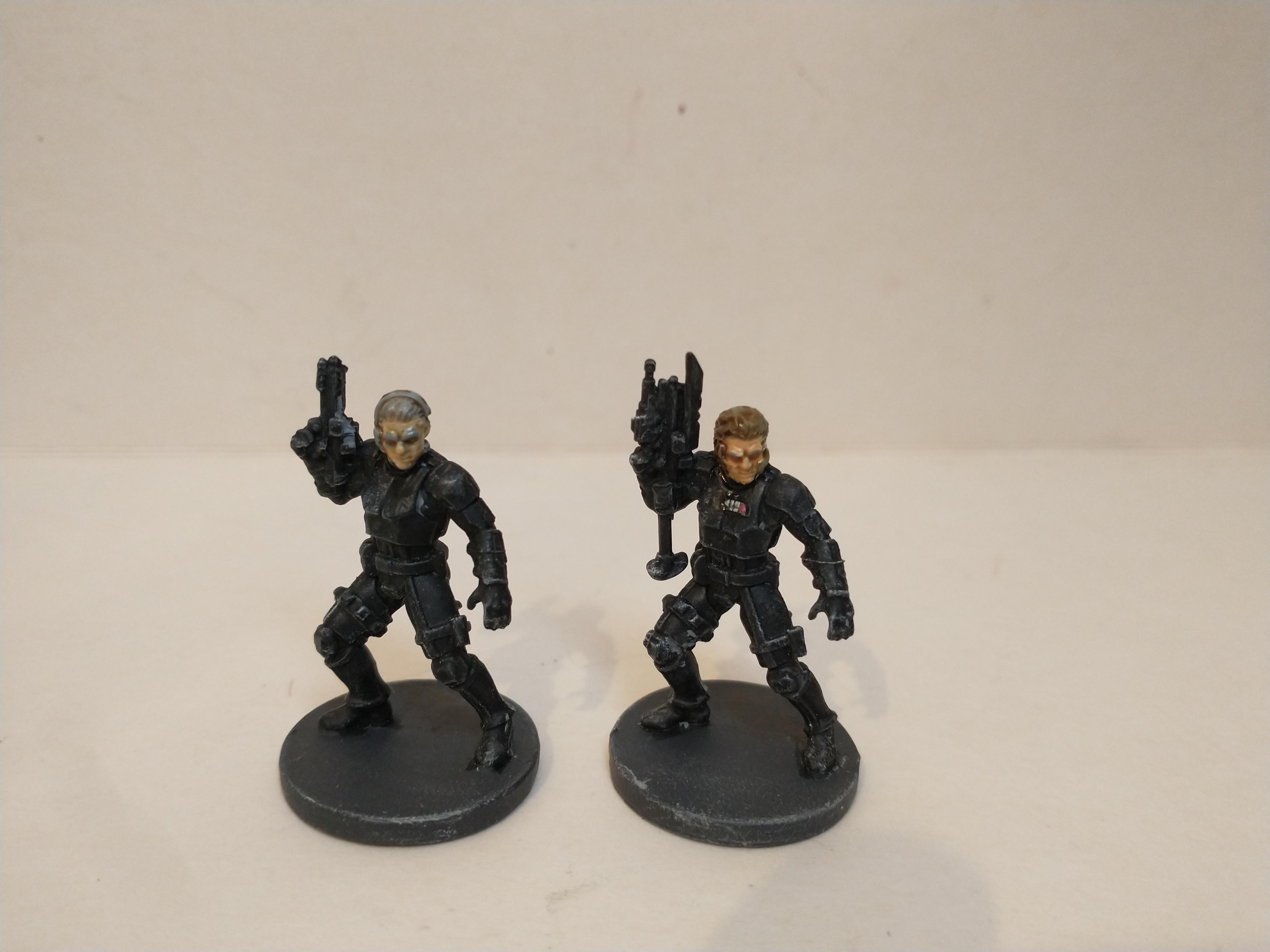 ISB Agent and Agent Kallus