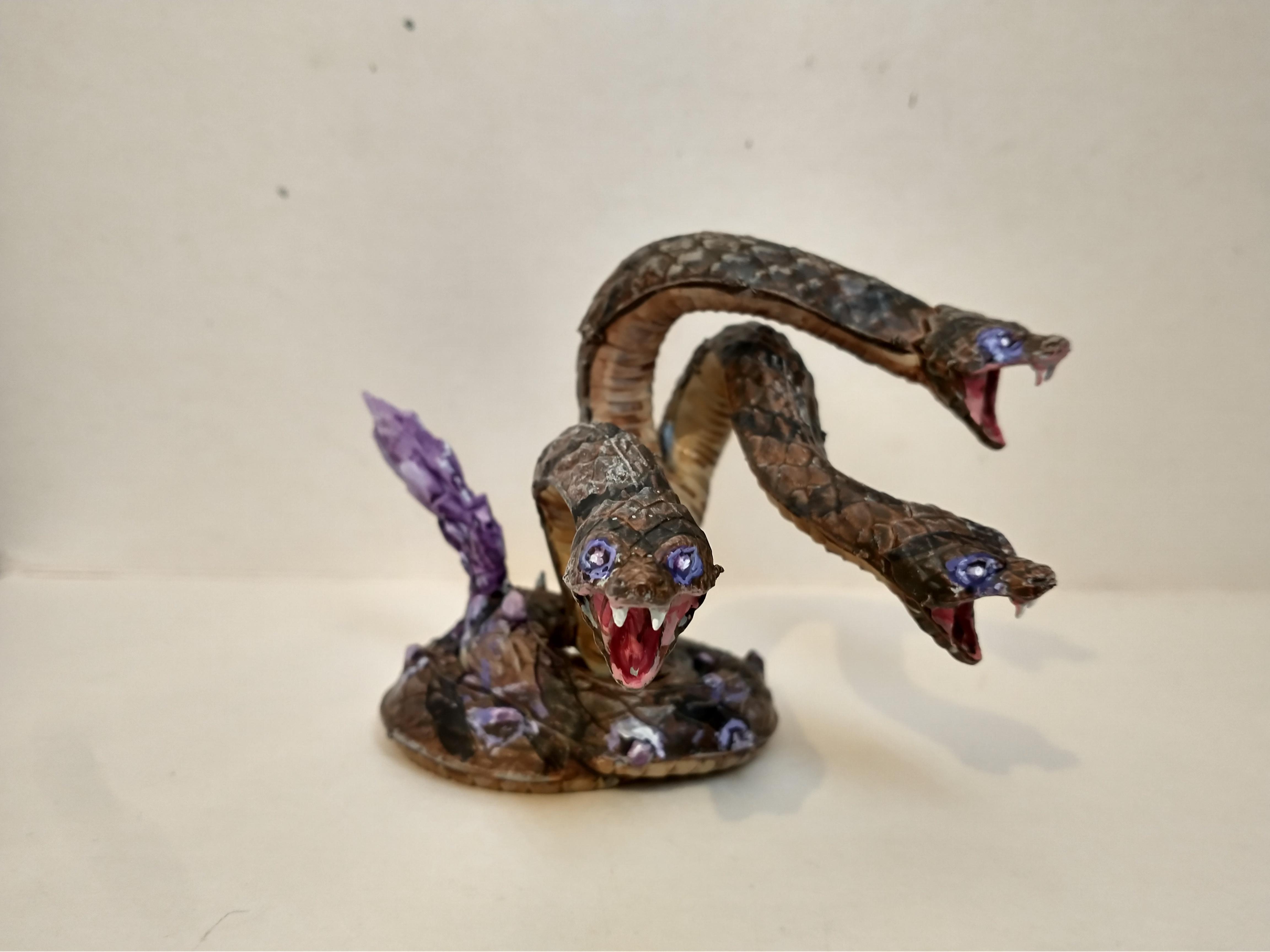 Dark Stone Hydra