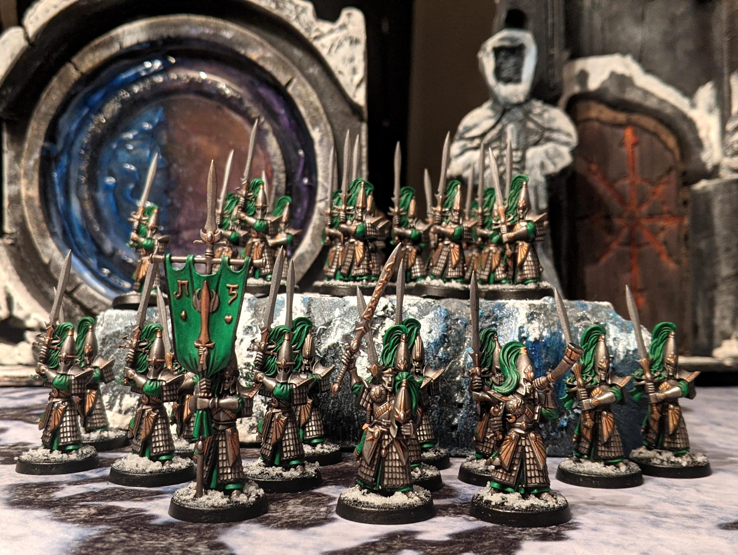 High Elves, Wfb