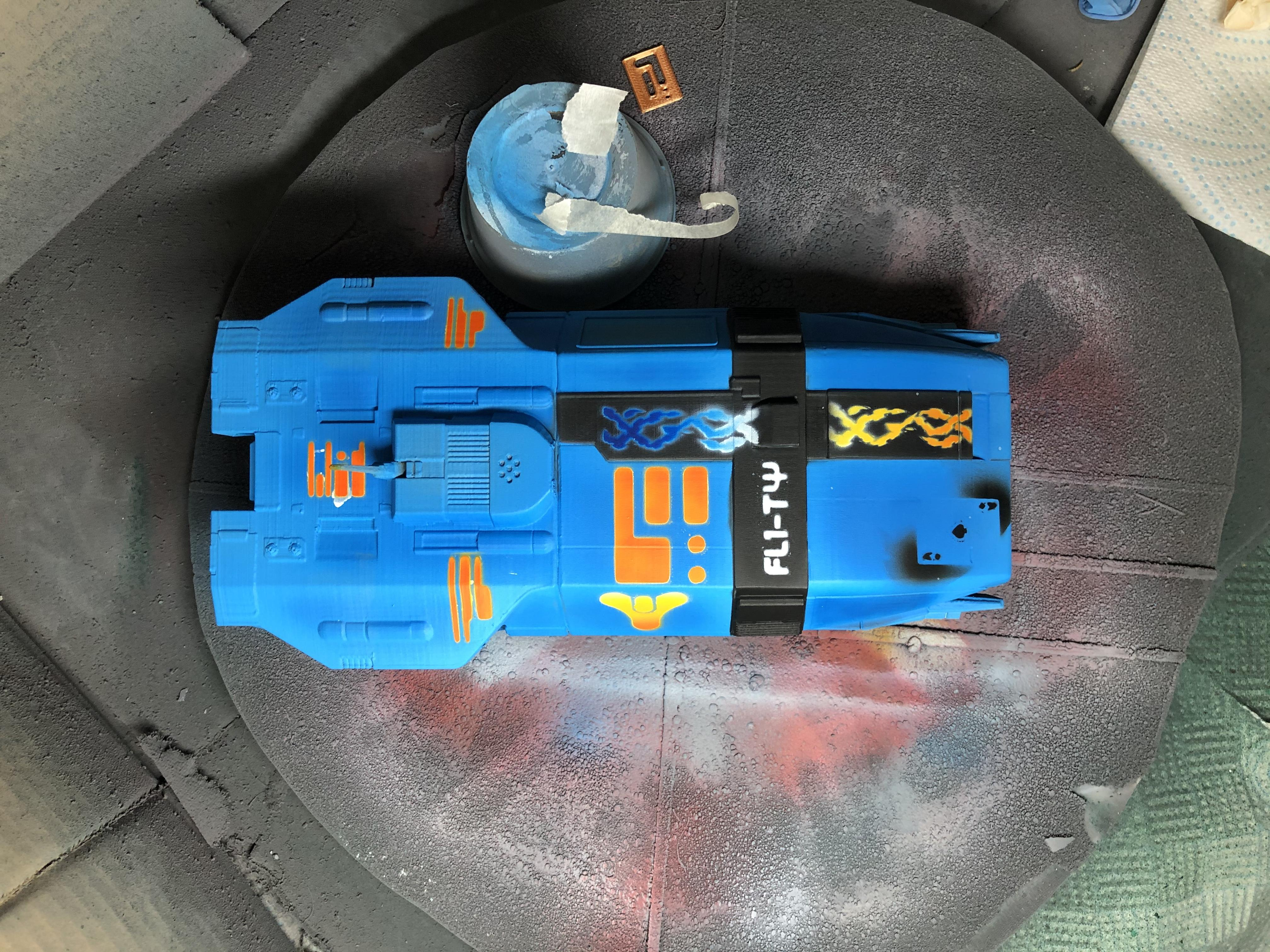 Kodiak, Mass Effect Andromeda, Prusa