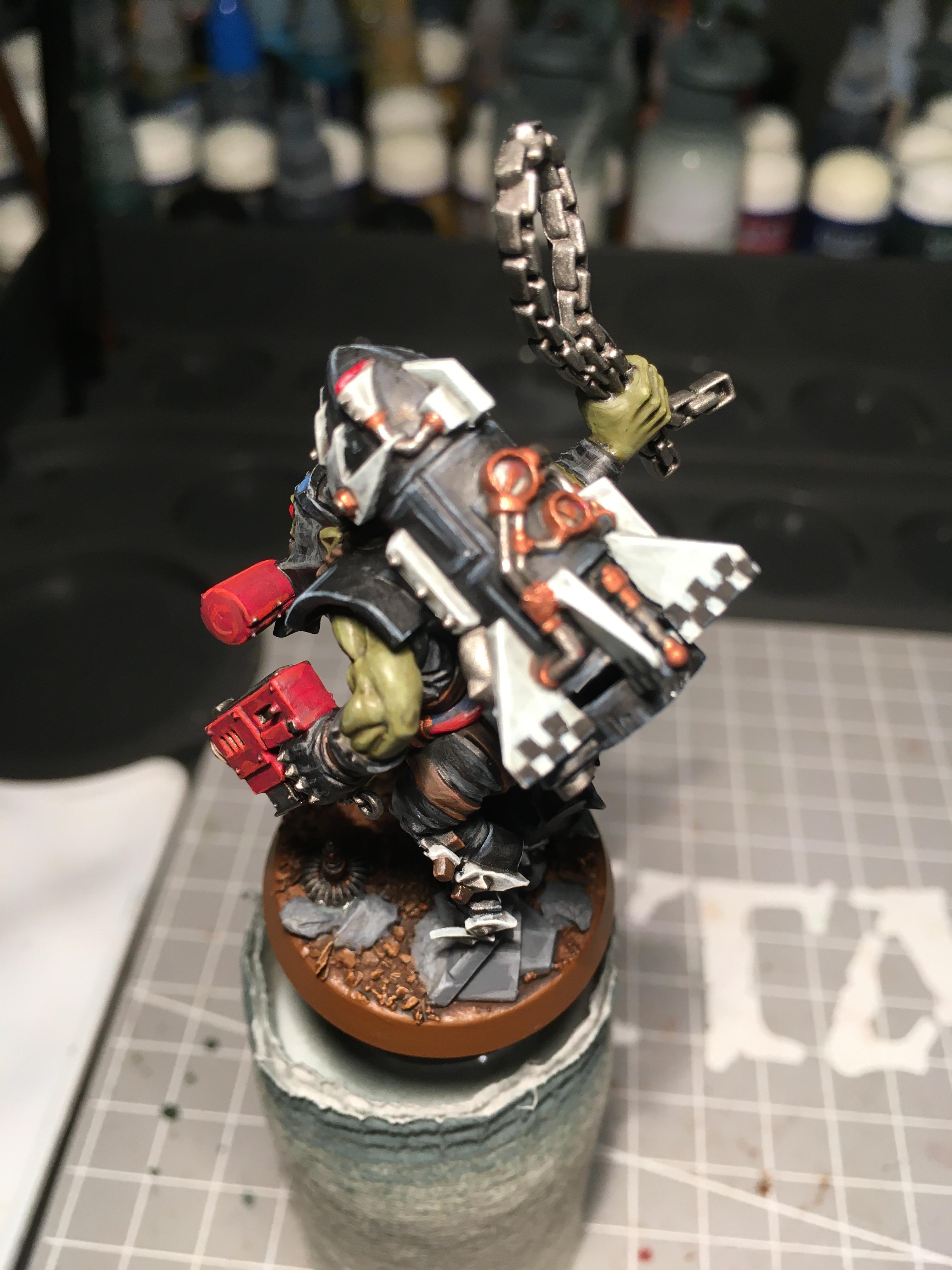 Orks, Pip, Stormboyz, Warhammer 40,000