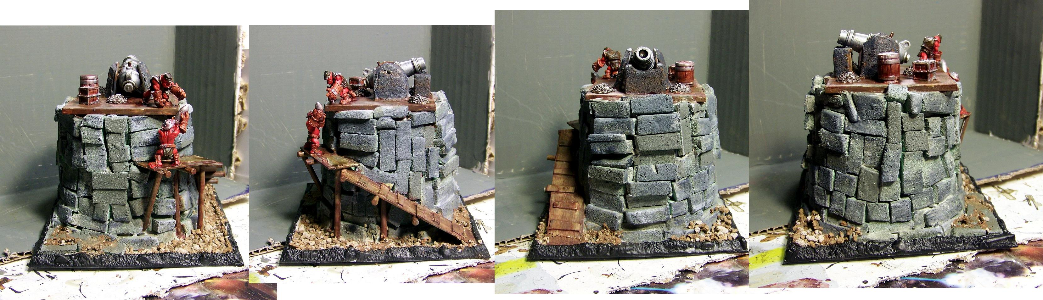 Trollblood Cannon Tower