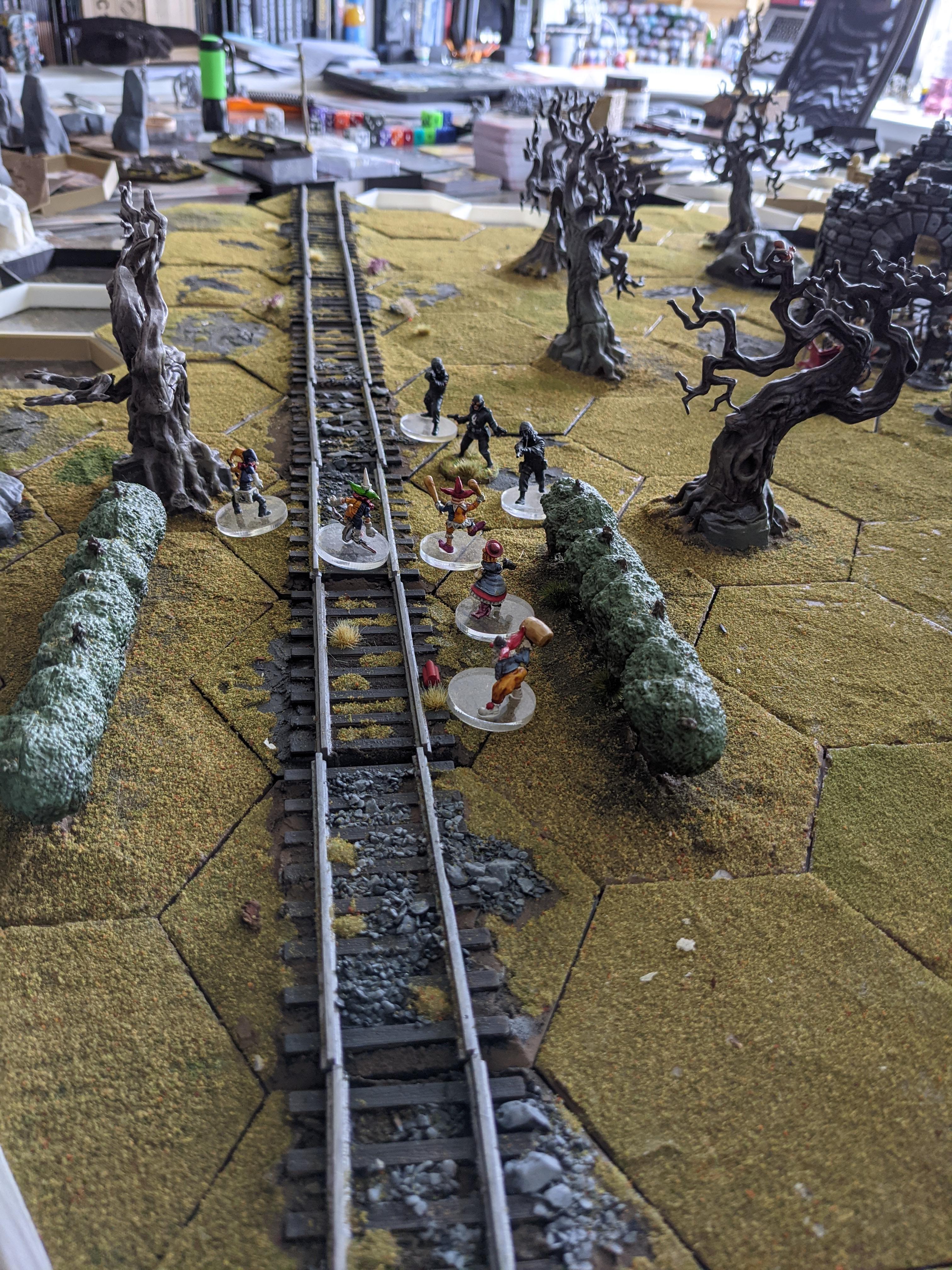Trainline before