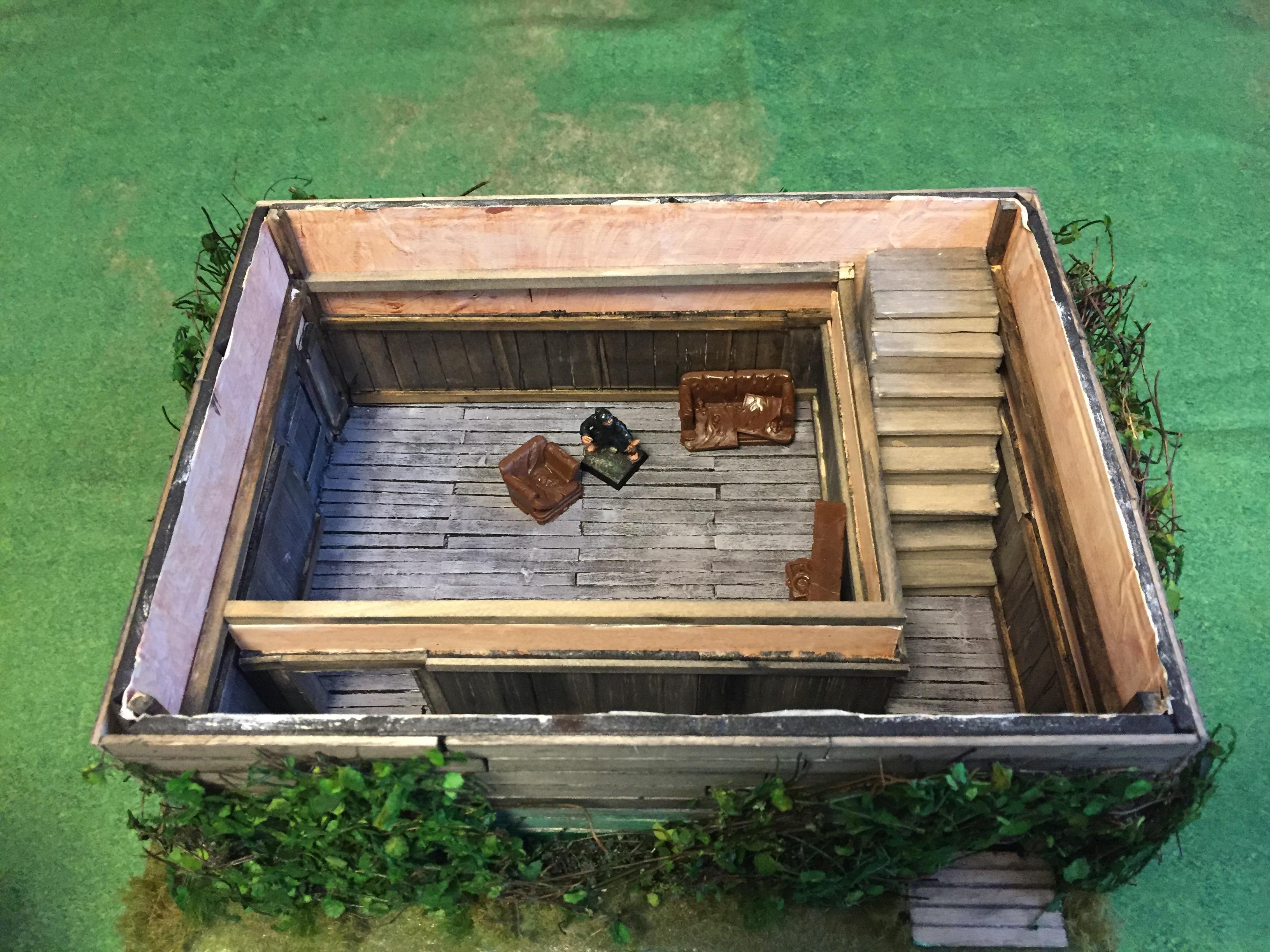 Cannibal, House, May 2021, Scrathbuilt, Terrain