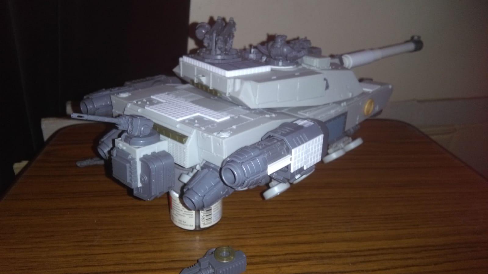 Conversion, Epsilon, Hovertank, Korbenn, Sigma, Space, Space Marines, Tank, Warhammer 40,000, Warhammer Fantasy, Warriors