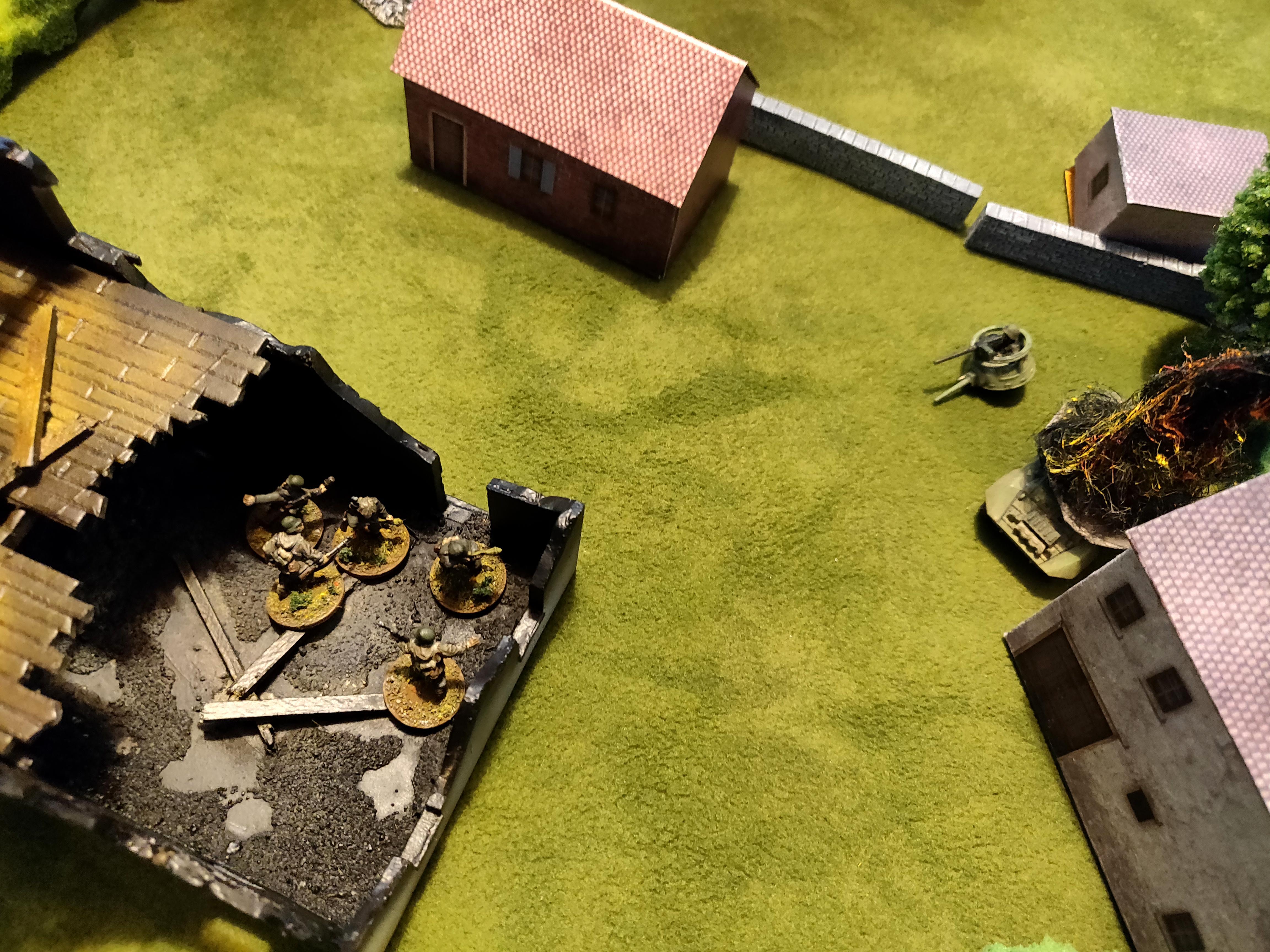 Battlegroup, Bolt Action, Flames Of War, Germans, Grenadier, Normandie, Normandy, Panzer, Panzer Division, Panzer Grenadier, Wehrmacht, World War 2