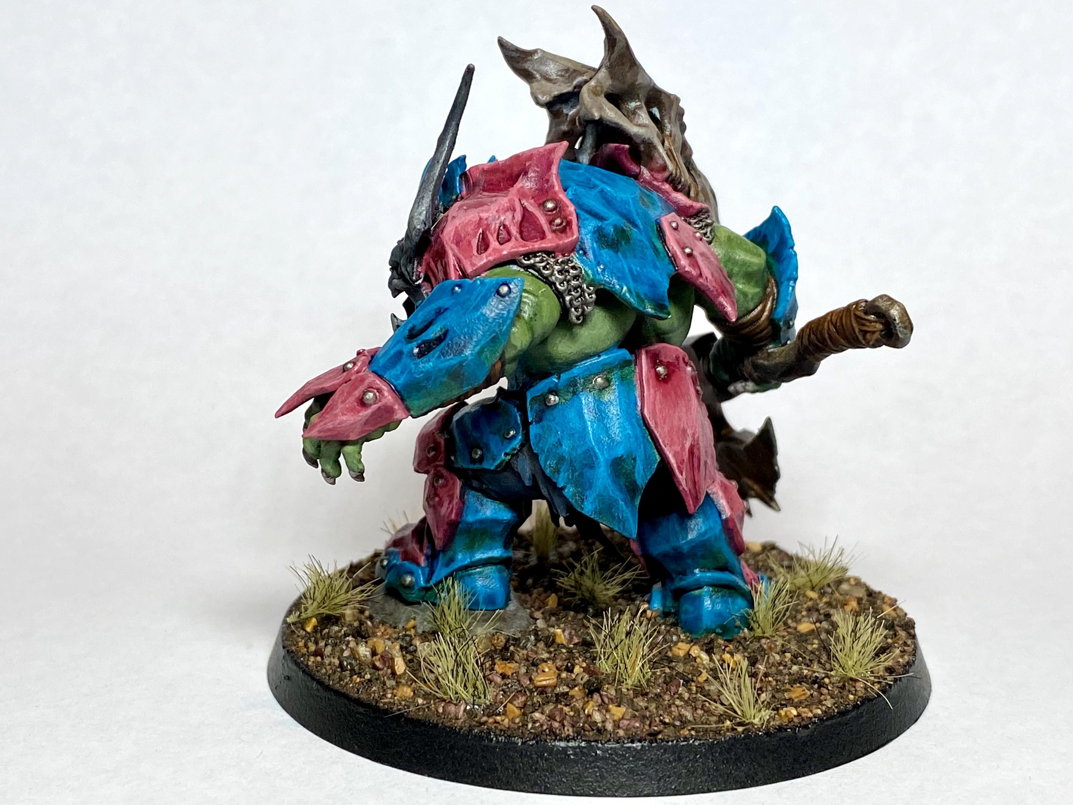 Bubblegum, Megaboss, Orcs, Orruk Warclans