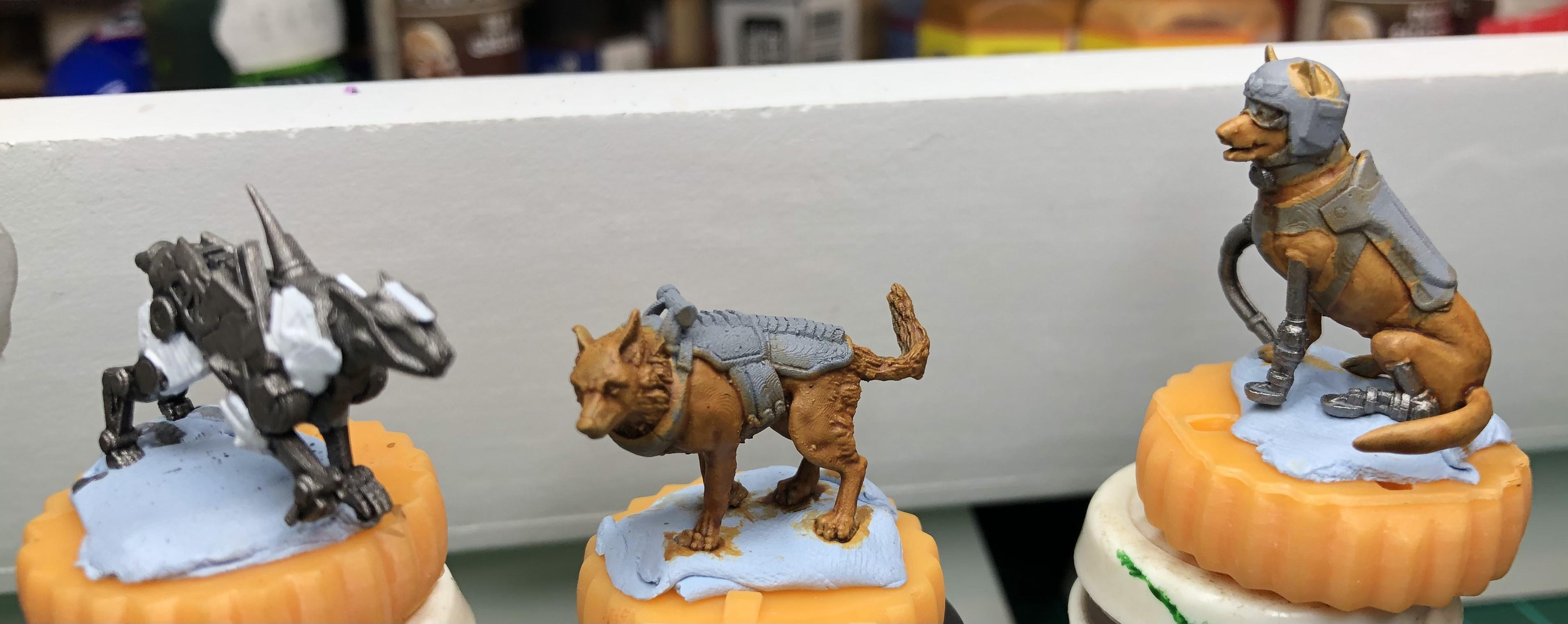 3d Printing, Dogs, Stargrave