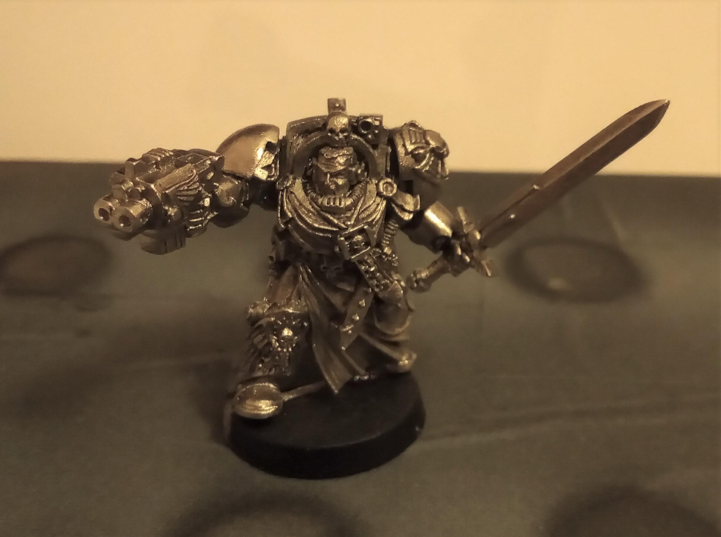 Captain, Terminator Armor, Warhammer 40,000