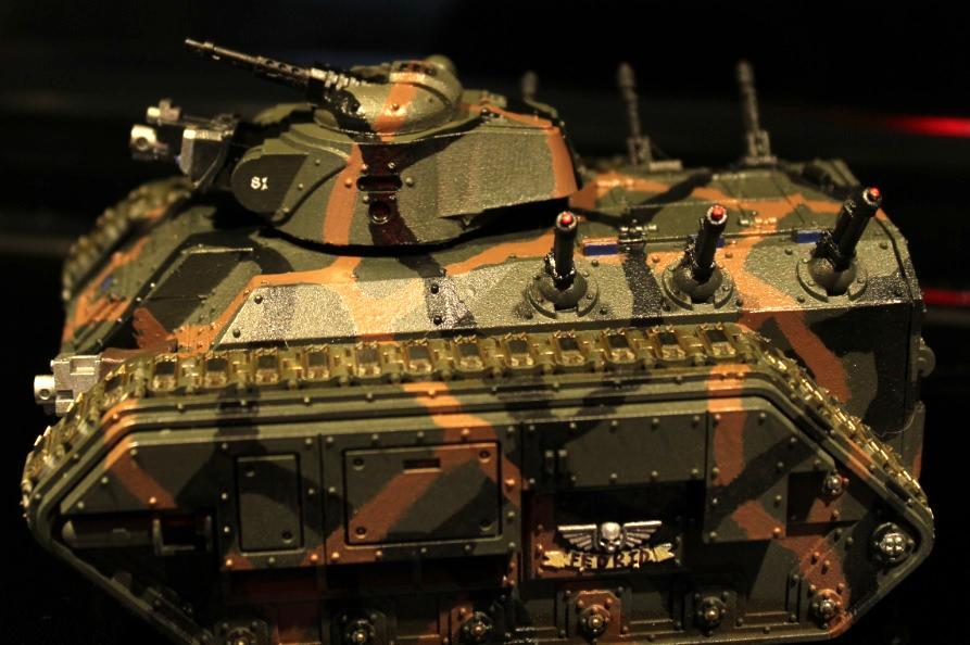 Astra Militarum, Blood And Skulls, Chimera, Conversion, Cougar, Custom, Fedrid, Forest, Imperial Guard, Transport, Vinoflage