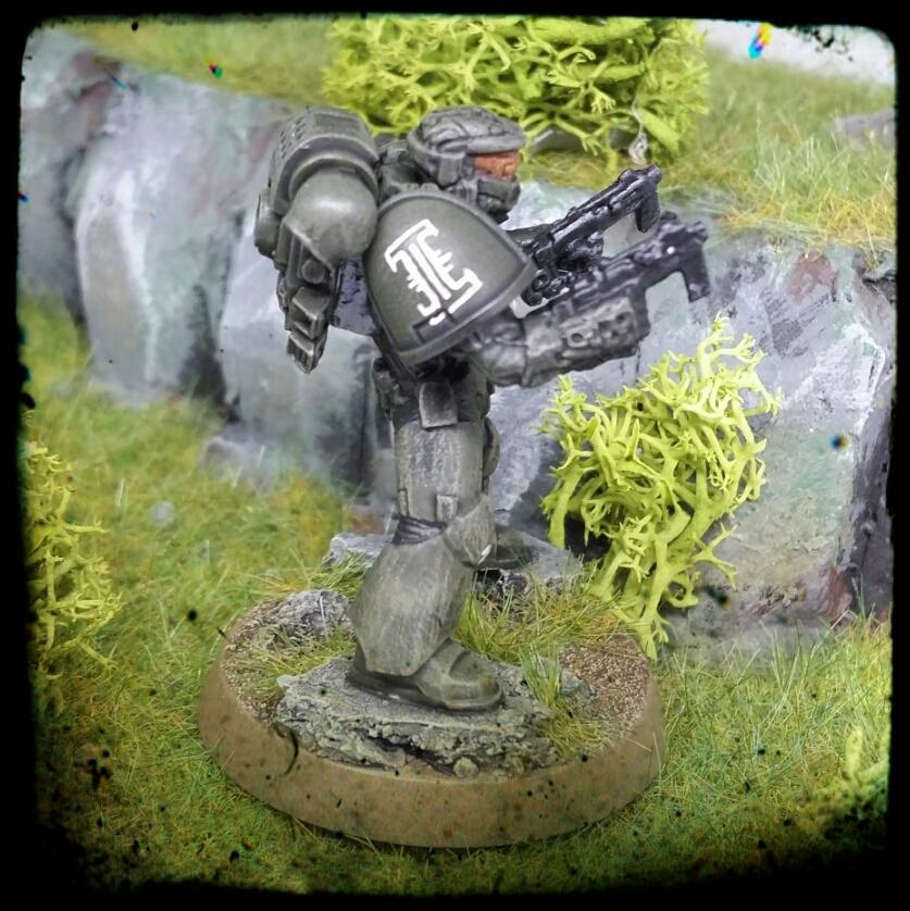 117, Ancient, Appearance, Archeotech, Artifact, Cameo, Chief, Conversion, Crossover, Halo, Halo40k, Heroclix, John, Kitbash, Master, Mjolnir, Relic, Space, Space Marines, Spartan, Unsc, Warhammer 40,000