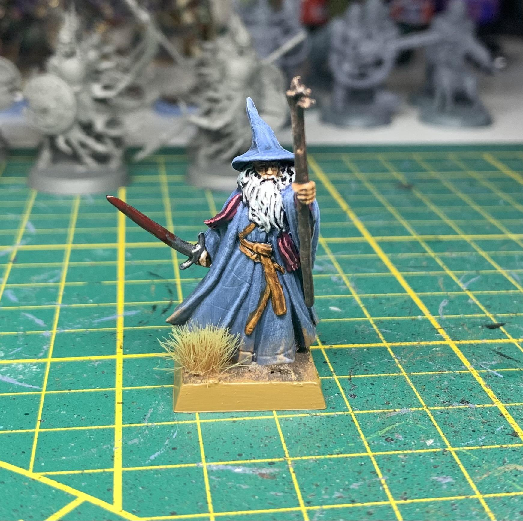 Gandalf The Grey, Grey, Lord Of The Rings