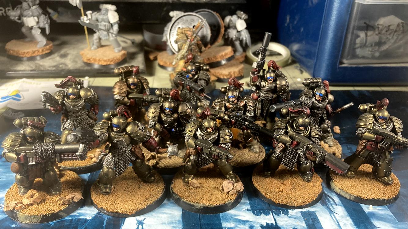 Thunder Warriors