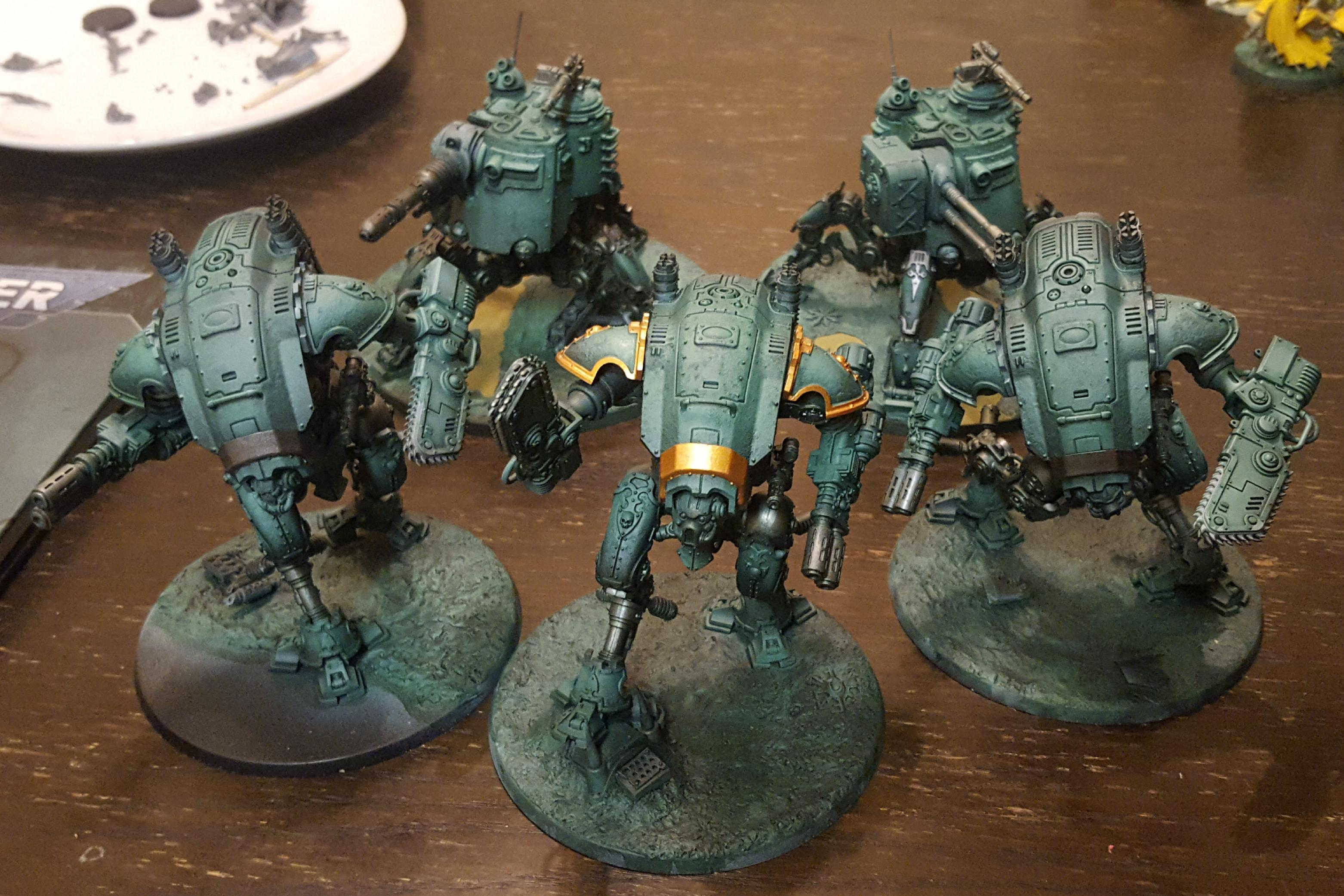 Armiger, Battle Ready, Cool, Crusade, Dynamic, Imperial Knight, Pose, Warglaive