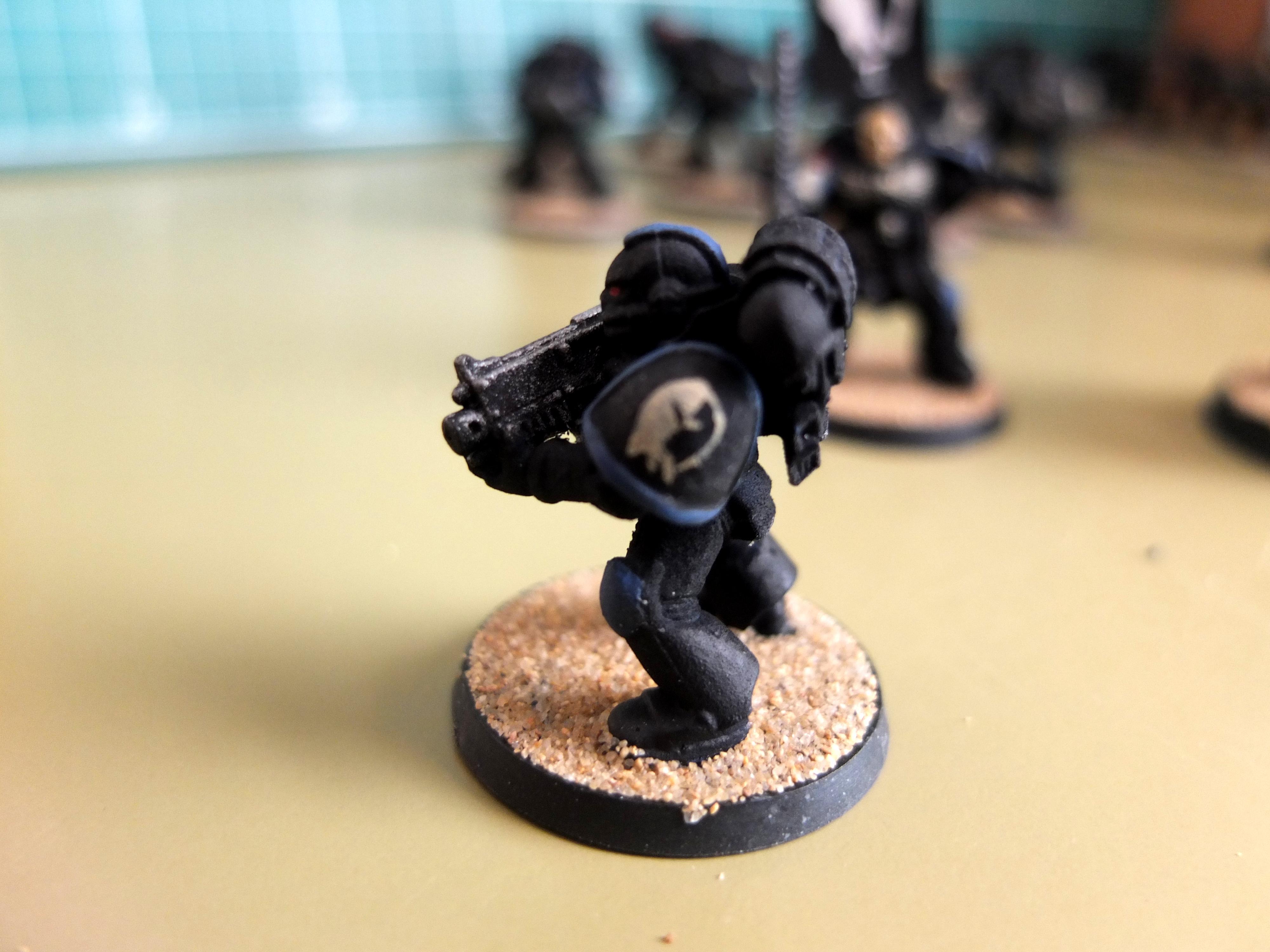 Malal, Rebel, Skull, Space Marines, Tactical Squad, Warhammer 40,000