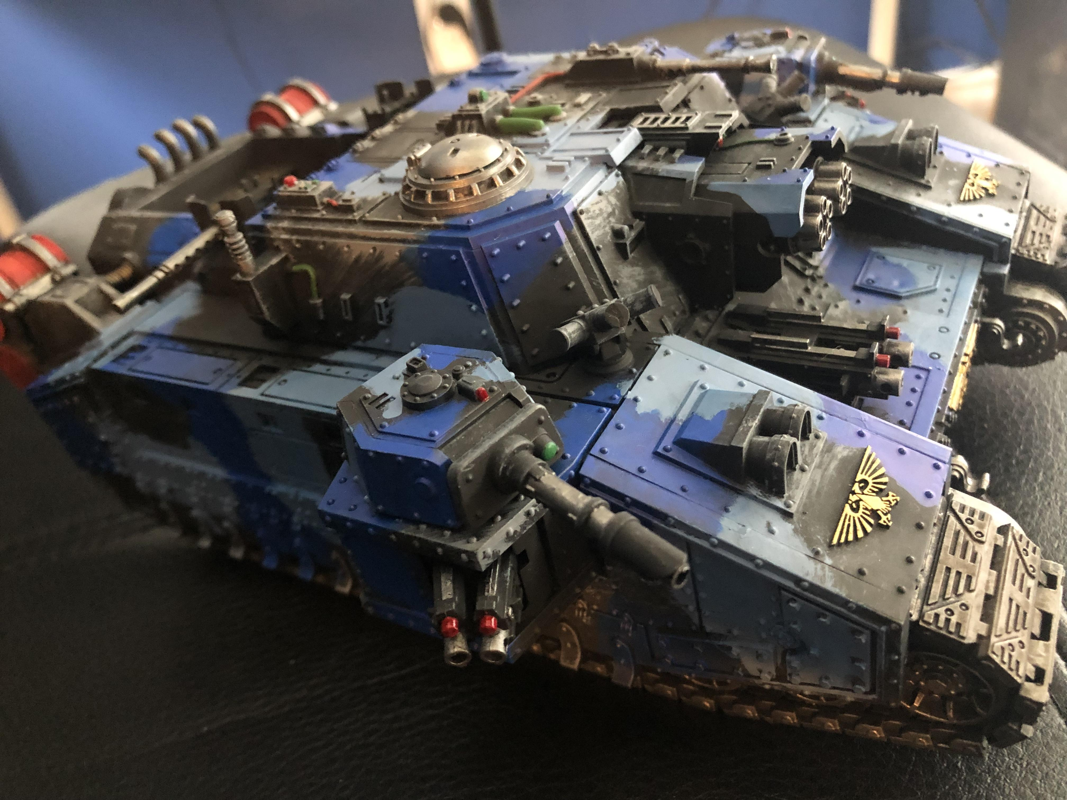 Astra Militarum, Imperial Guard, Stormlord, Warhammer 40,000