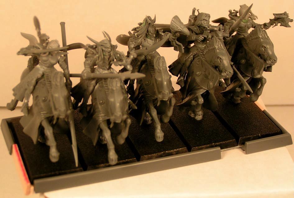 Blood Elves, Dark Elves, Warhammer Fantasy, World Of