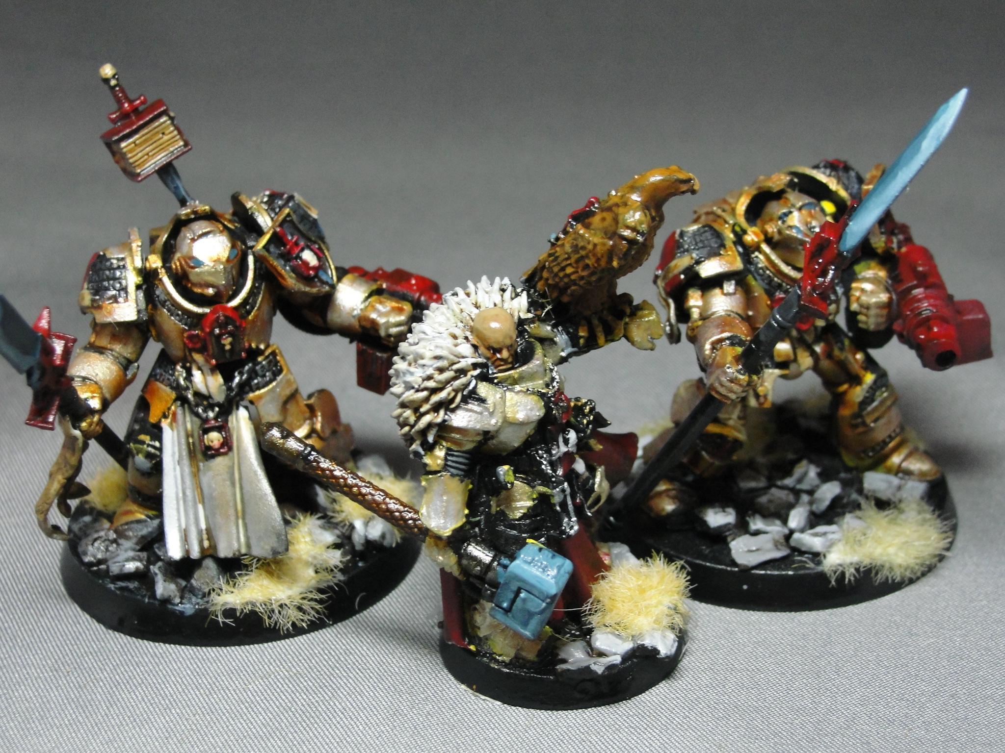 Lord Torquemada Coteaz Warhammer 40k Grey Knights Daemonhunters