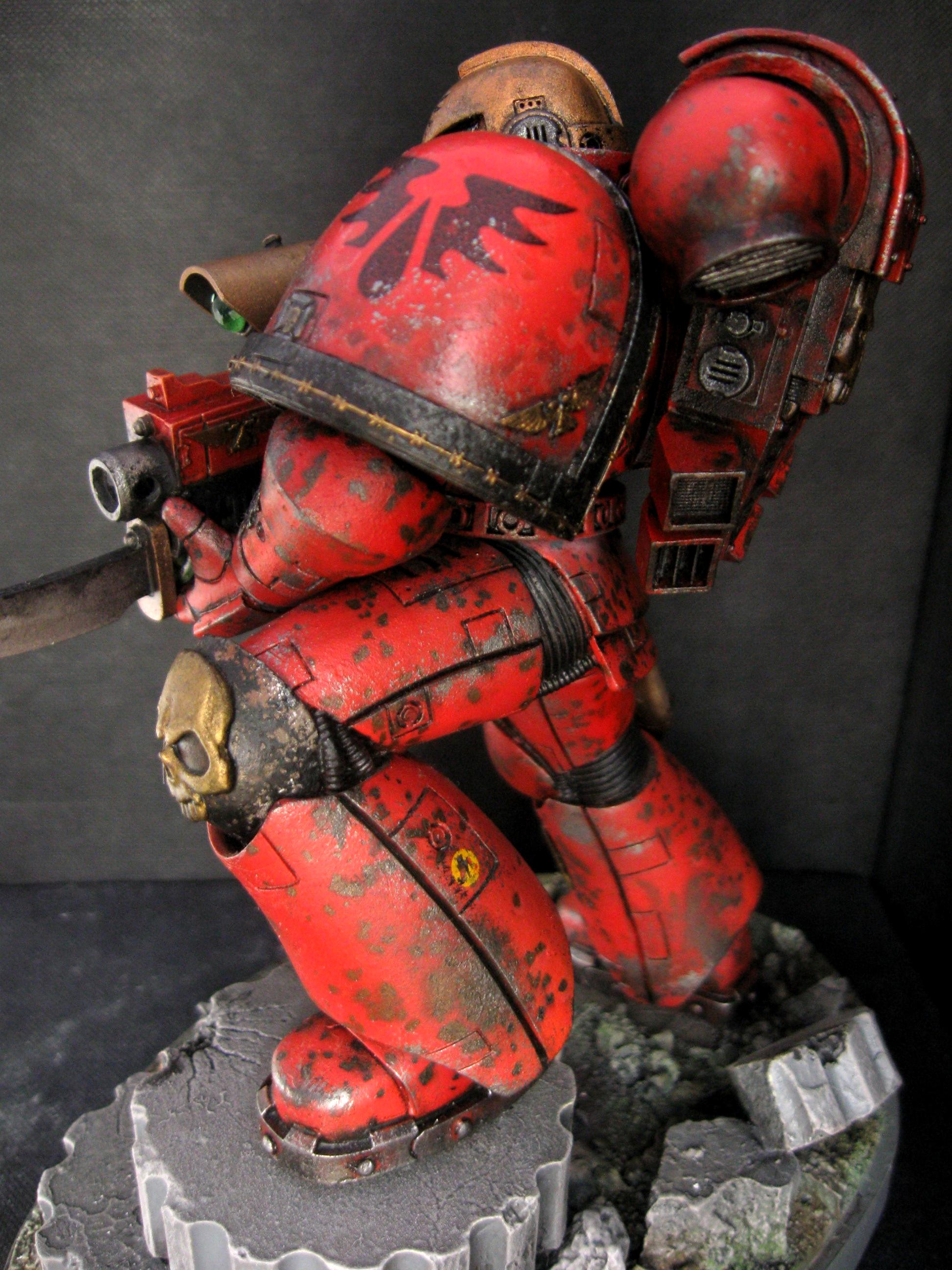 Angel, Blood, Forge World, Large, Space, Space Marines - Forgeworld