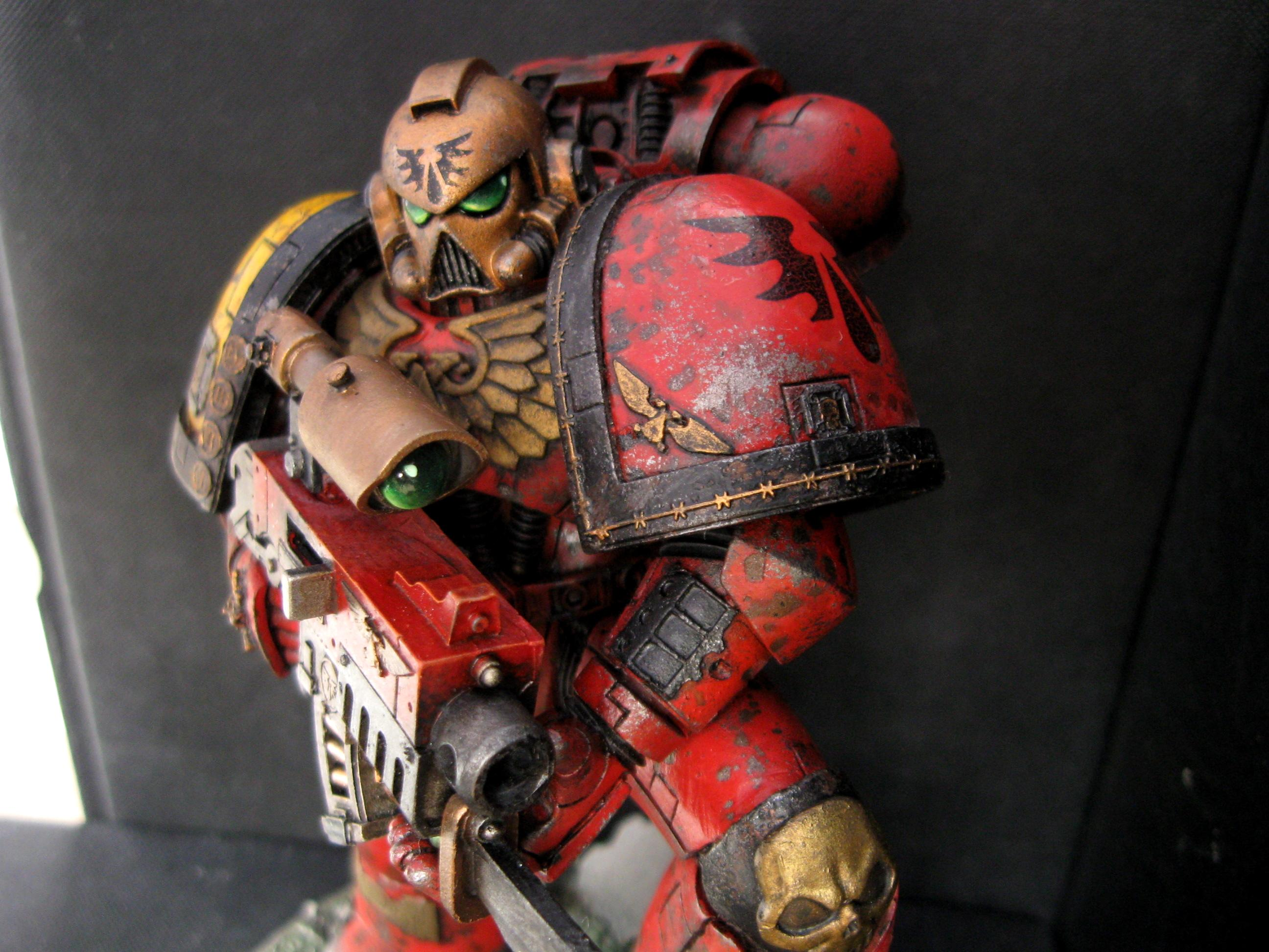 Blood Angels, Forge World, Large, Space Marines - Forgeworld Space