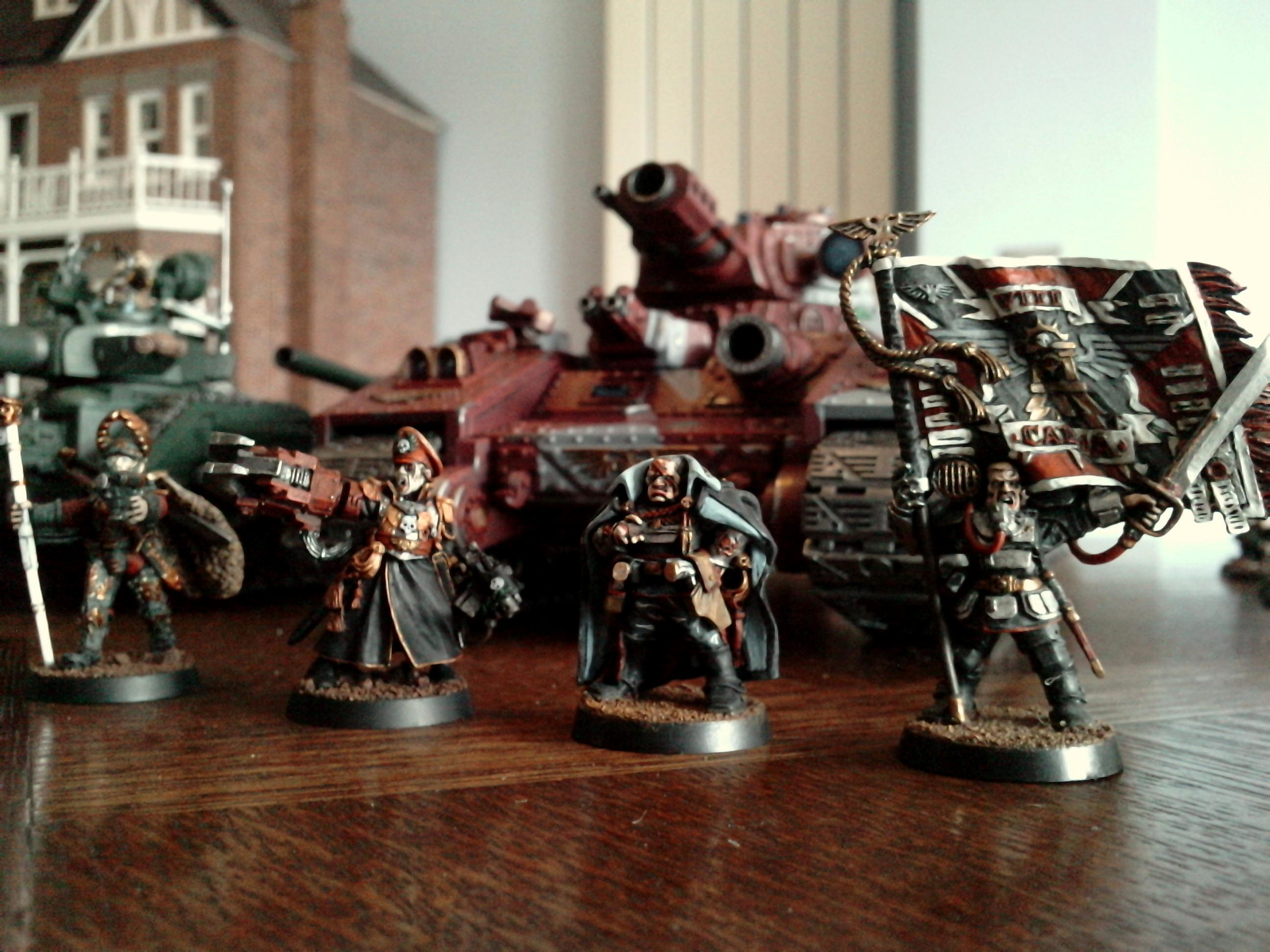 Commisar Yarrick Imperial Guard Jerran Kell Lord Solar Macharius Macharius Solar Macharius Usarkar Creed Warhammer 40 000 Special Characters And Hell Hammer Gallery Dakkadakka Roll The Dice To See