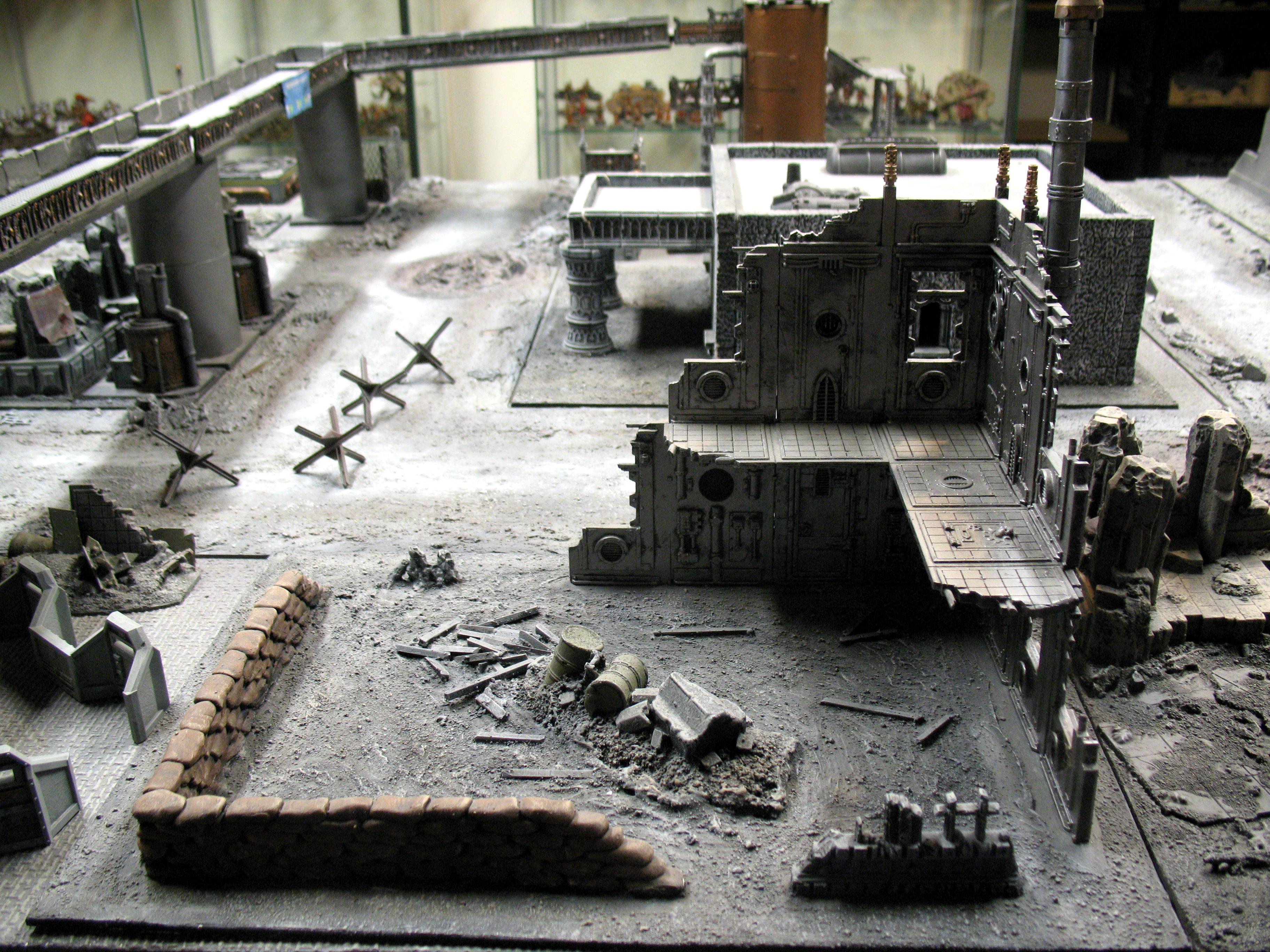 Buildings, City, Tabletop, Terrain, Urban, Warhammer 40,000