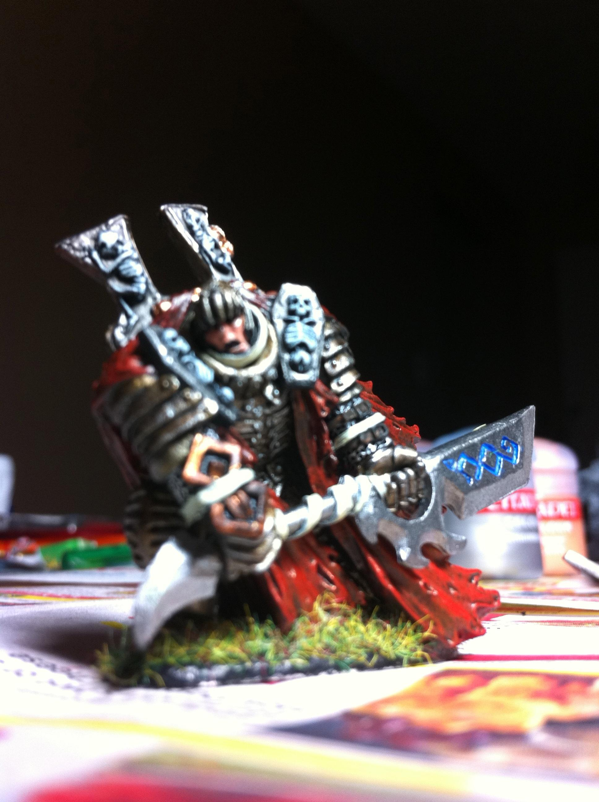 Death Warden, Proxy, Reaper Mini, Requius - Gallery