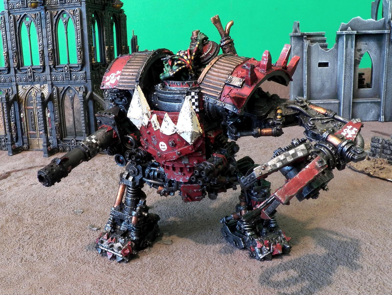 Forge World, Kilkannon, Kill-kannon, Killkannon, Mega-dread