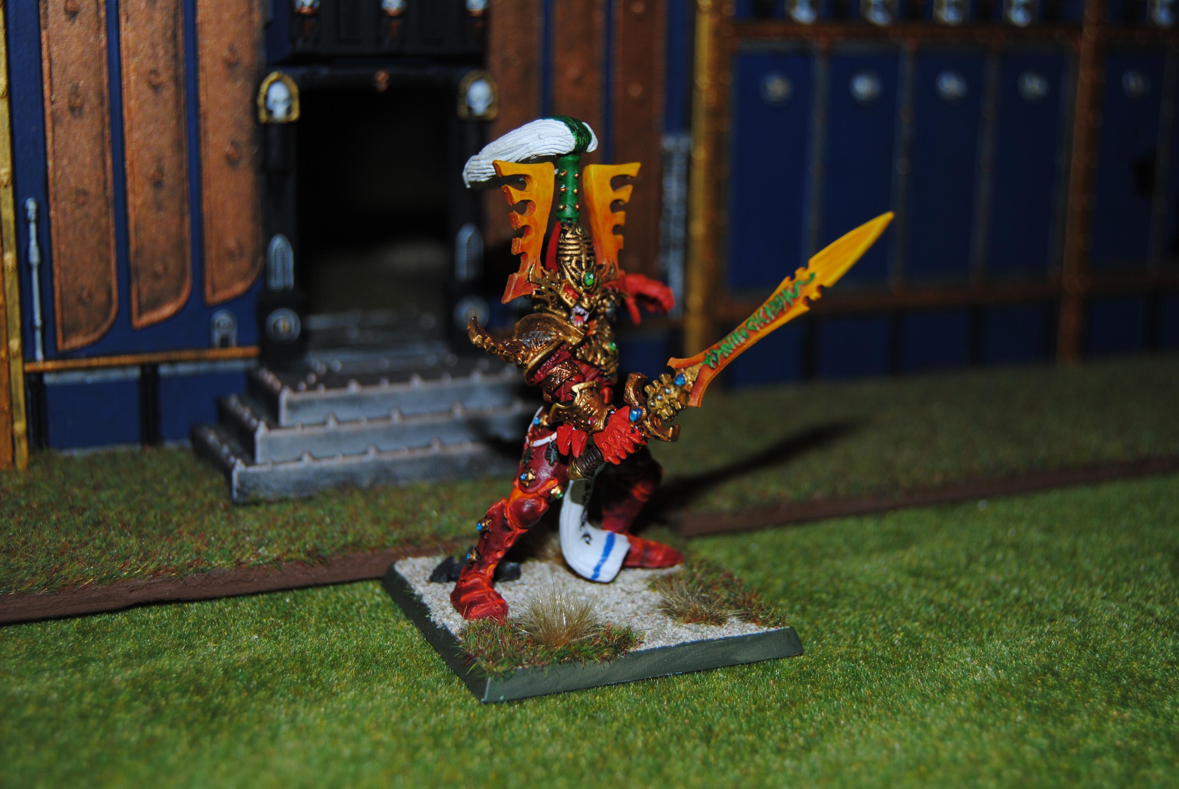 Craftworld Alaitoc, Eldar, Eldar Avatar - Avatar of Khaine