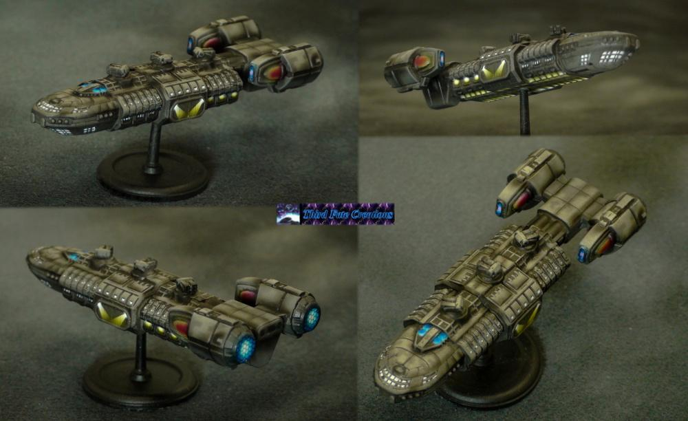 Khurasan Miniatures, Rodger Young, Starship Troopers