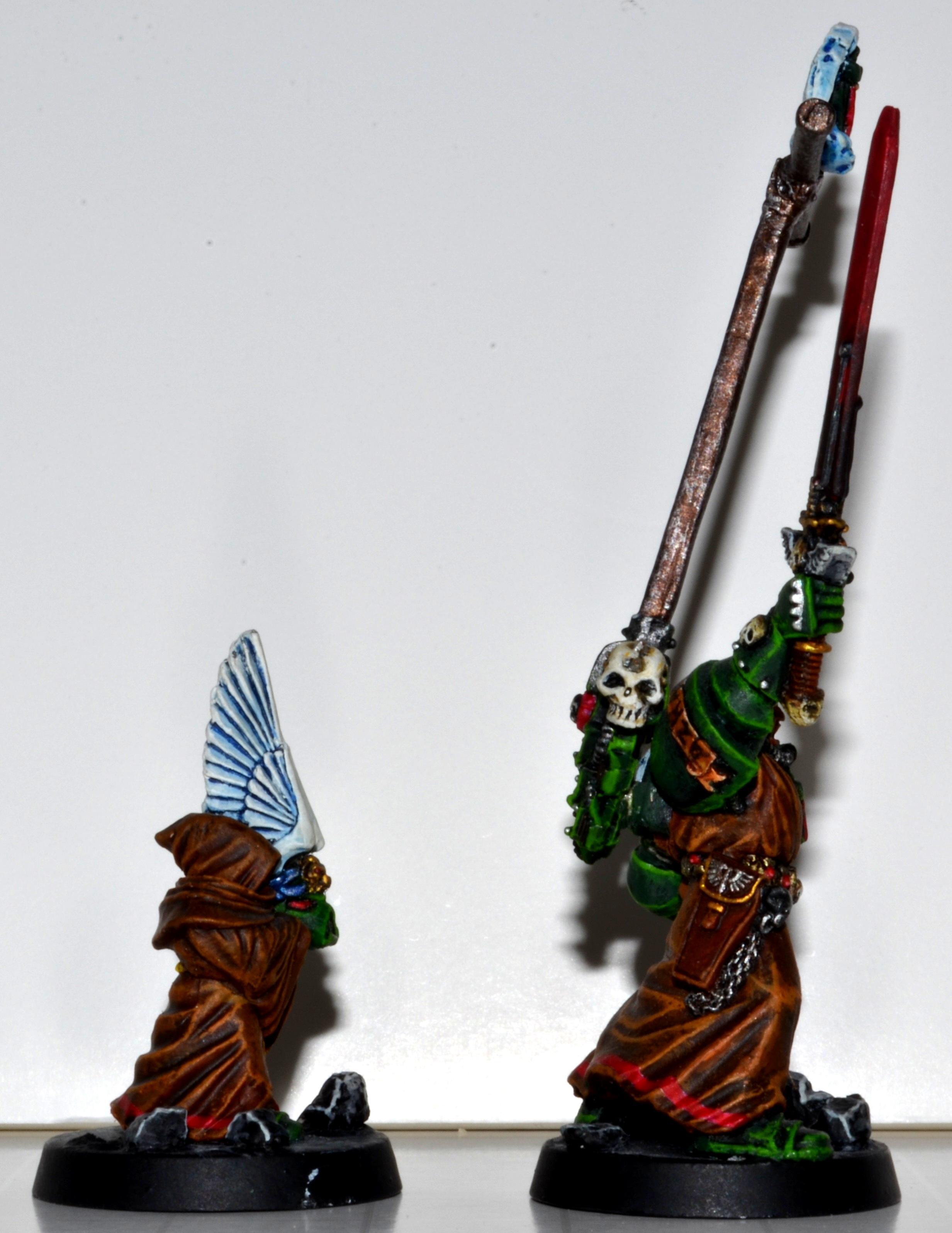 Azrael, Dark Angels, Space Marines, Warhammer 40,000 - Dark