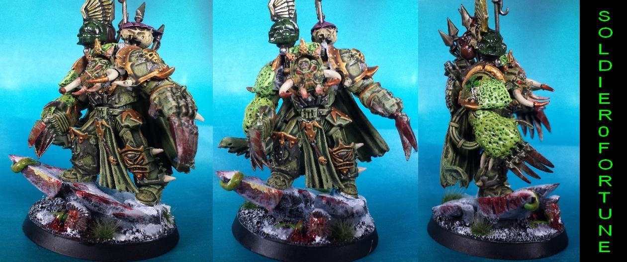 Chaos Space Marines, Death Guard, Decay, Filth, Nurgle