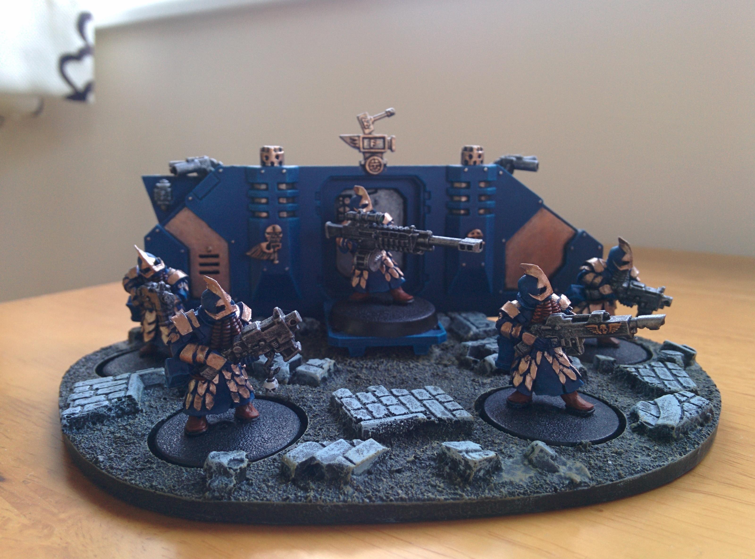 Anvil Industries, Chaos Squats, Display, Dwarves, Fallen Dwarves