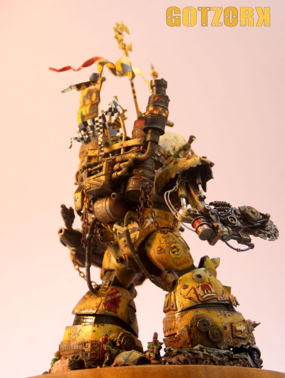 Warhammer+40k+-+Ork+Krabouillator