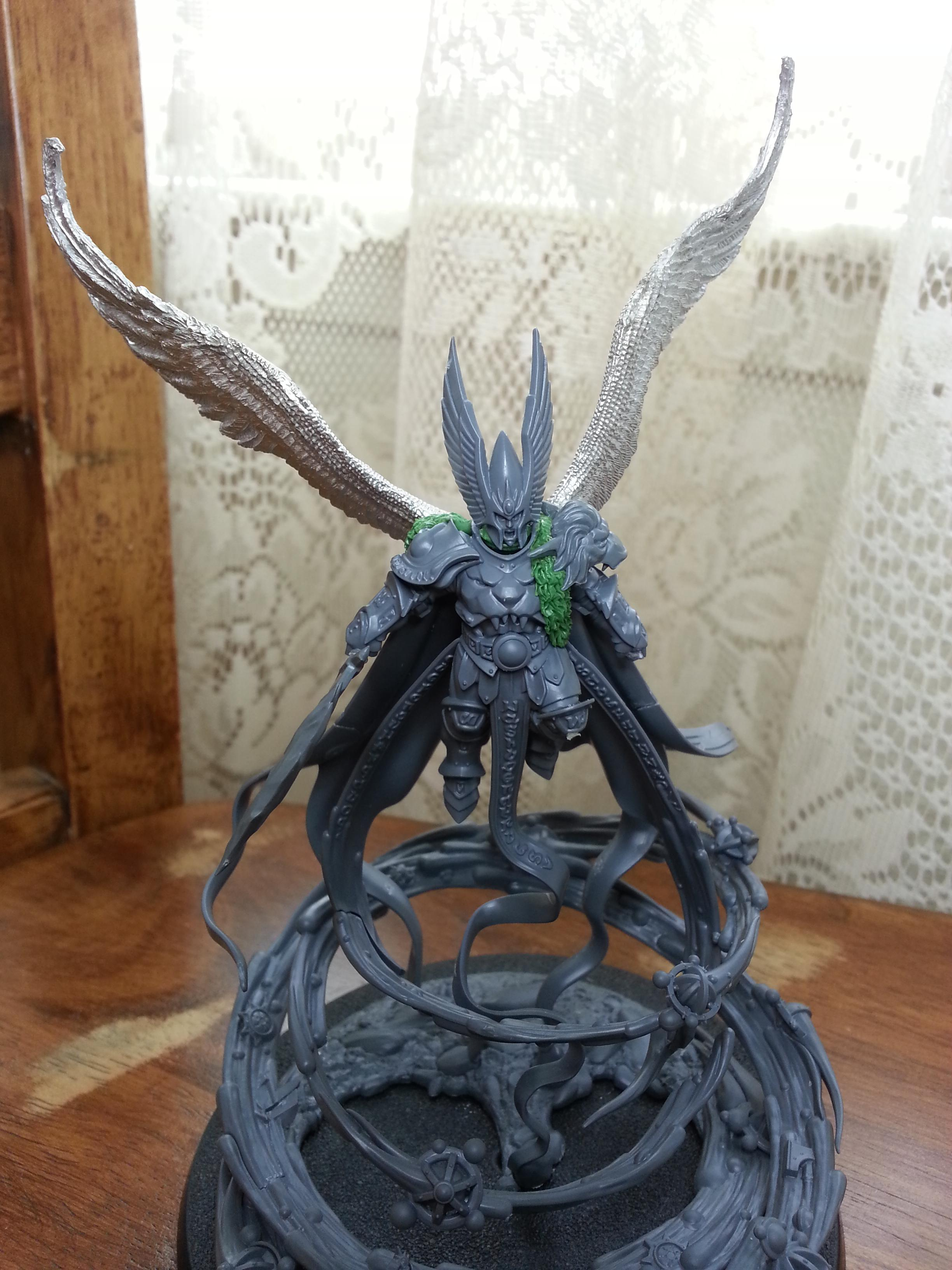 Angel Army Light Stormcast army of light general the