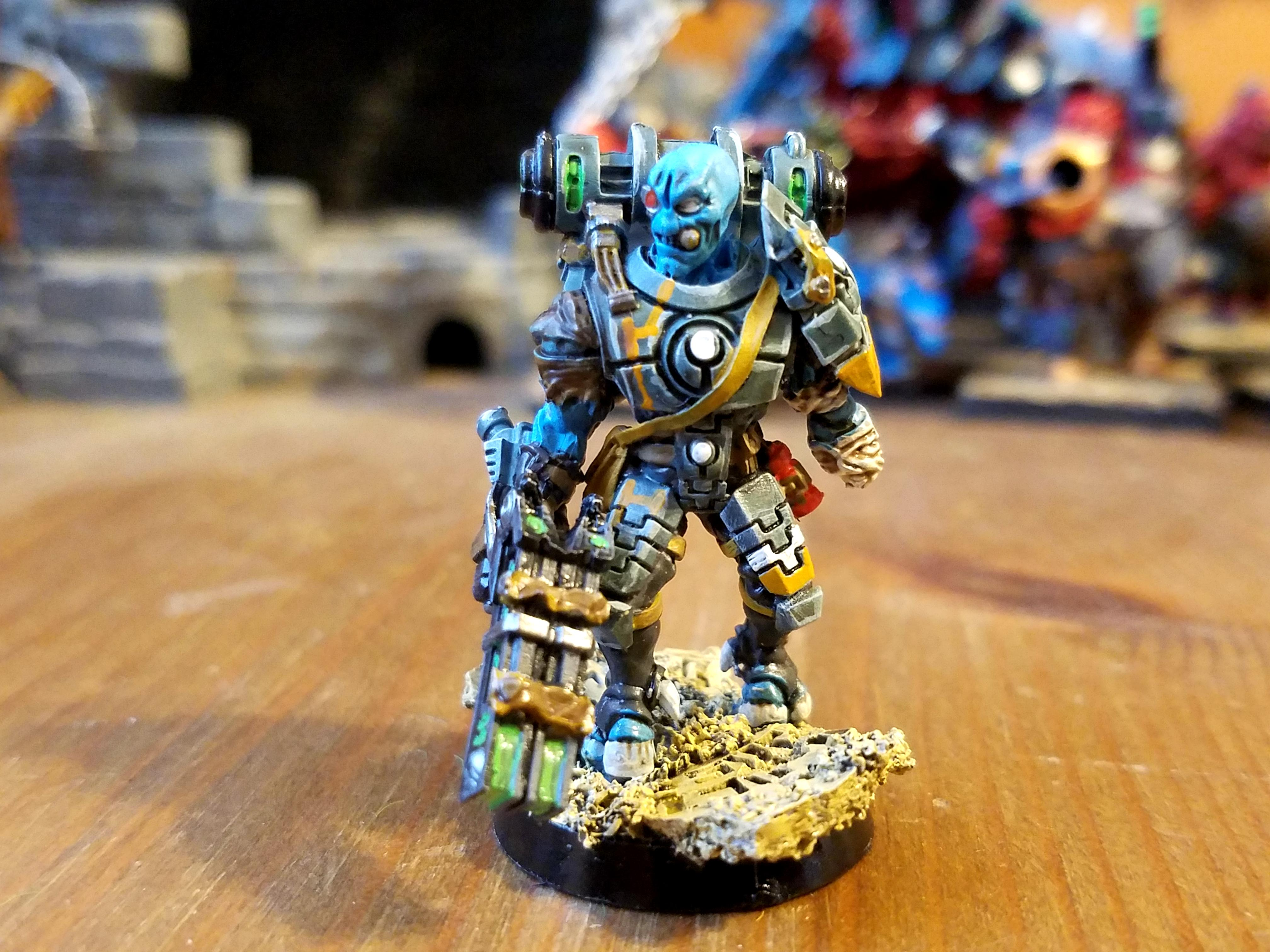 Deep Strike Veteran, Greater Good, Tau, Wargames Exclusive