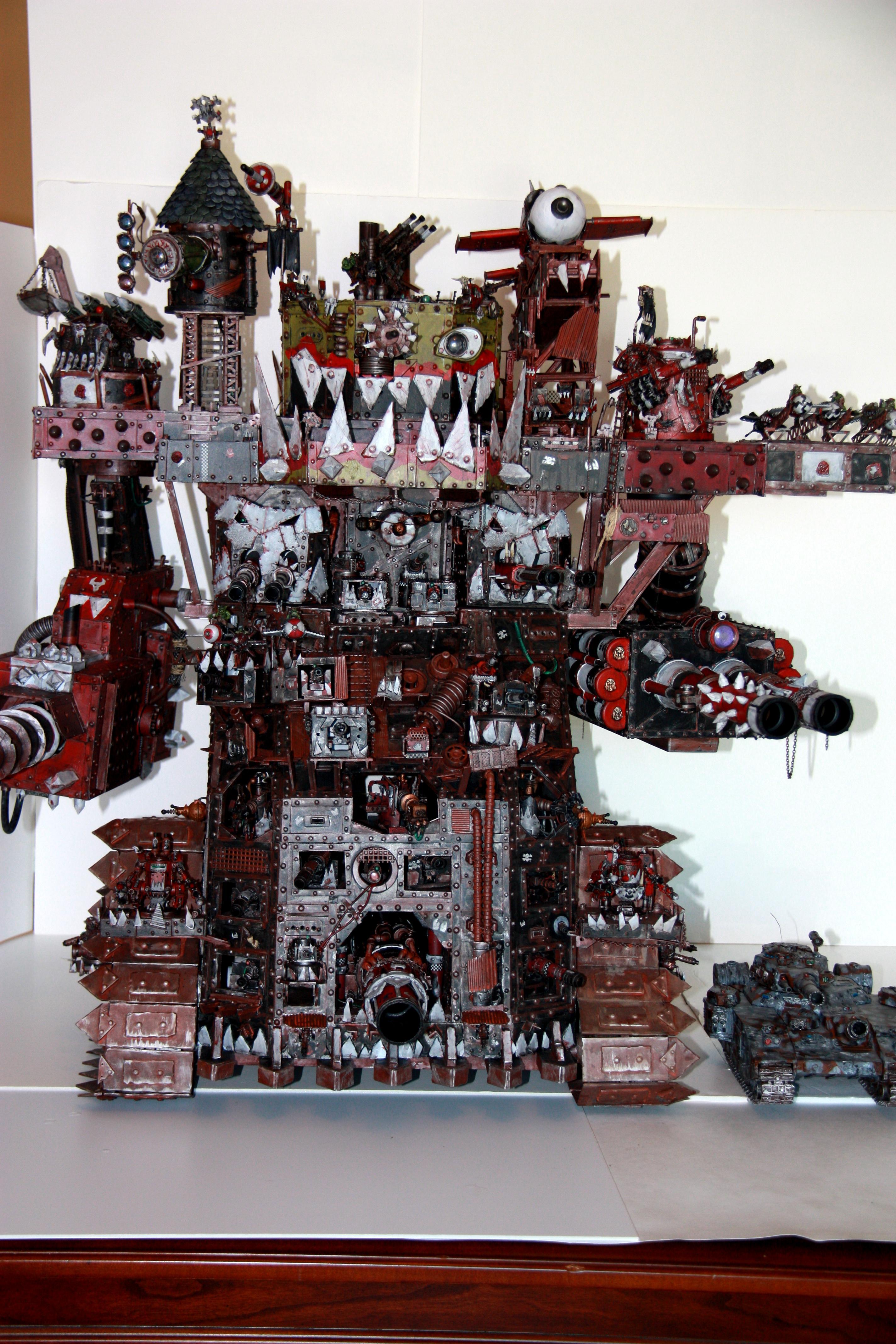 Apocalypse, Conversion, Gargant, Mega Gargant, Orks, Warhammer