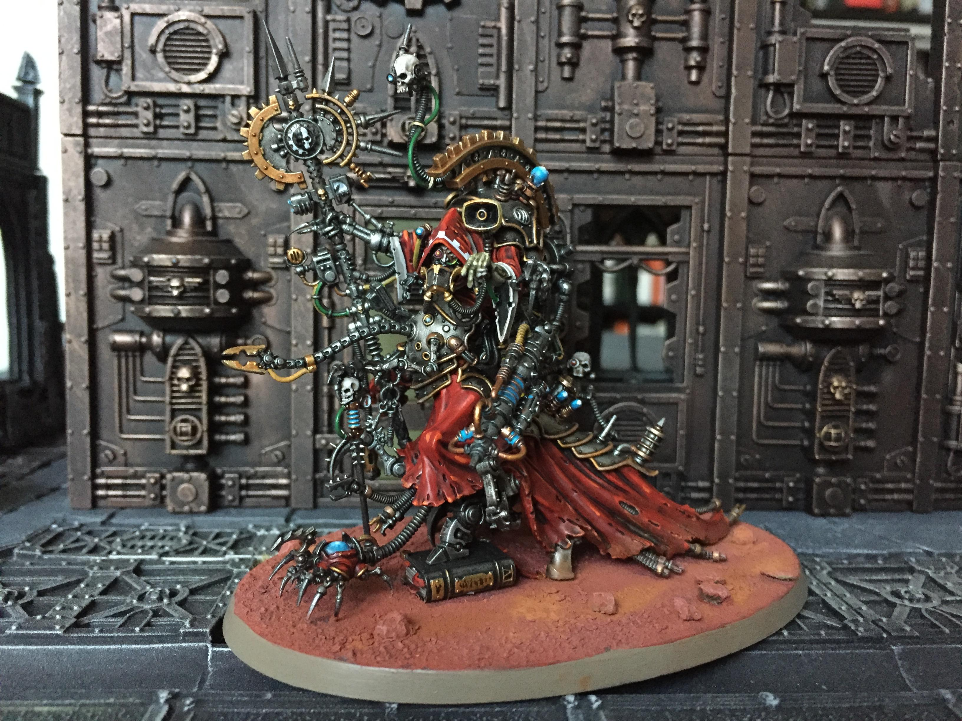 Adeptus Mechanicus, Black Templars, Cypher, Gatheringstorm