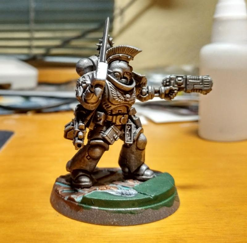 Primaris Captain Conversion Forum Dakkadakka