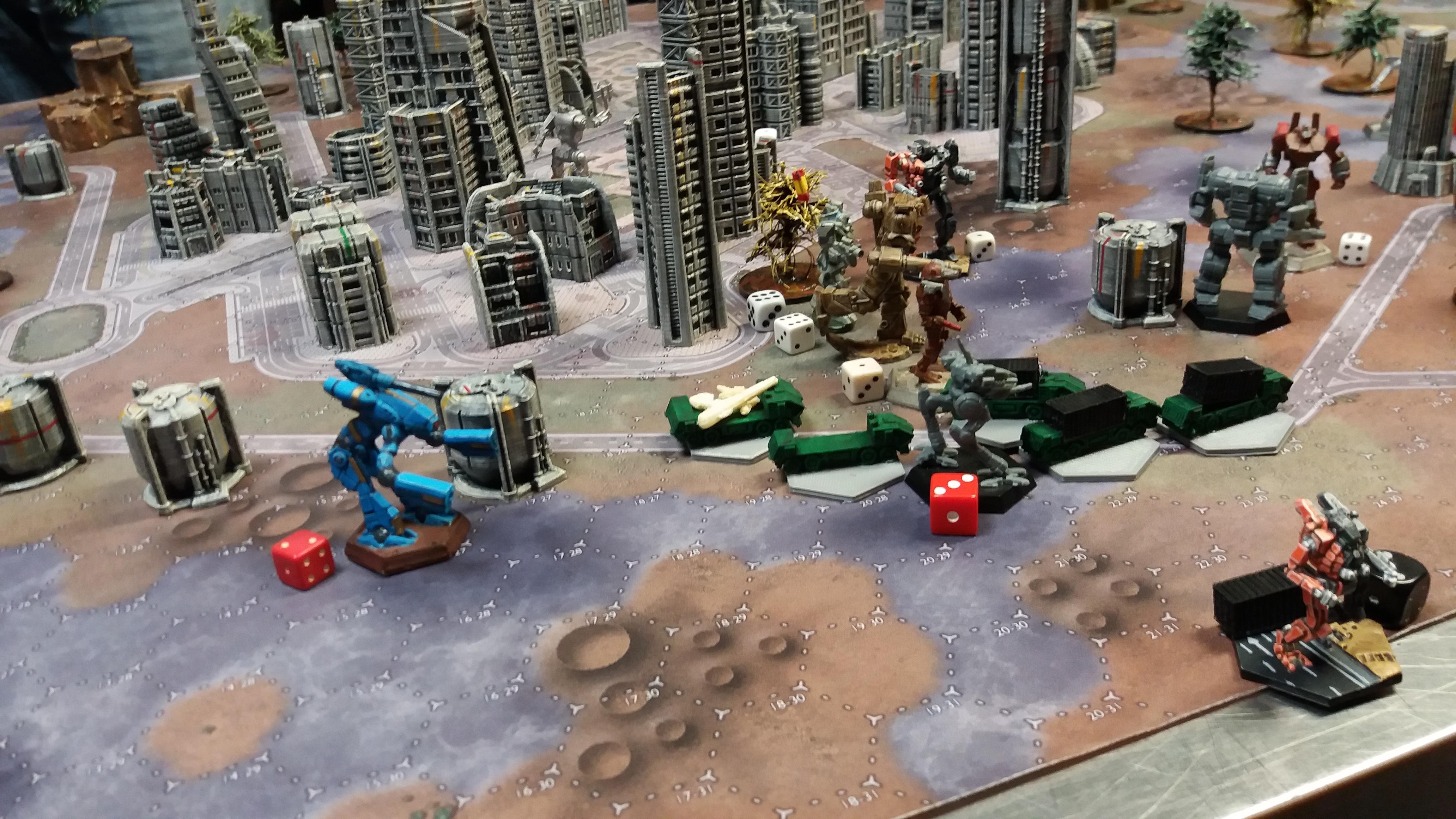 Battletech, City, Hex, Mech, Mechwarrior, Tabletop, Terrain